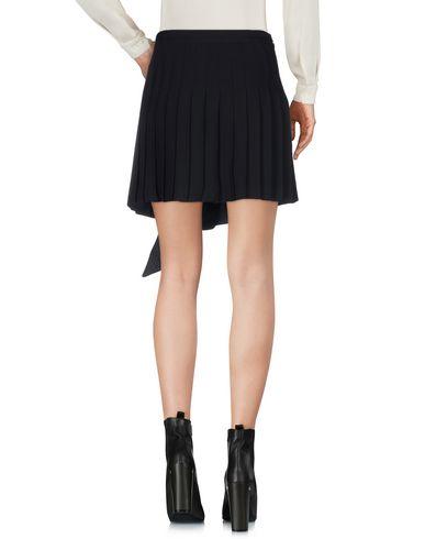 Фото 2 - Мини-юбка от VERSUS VERSACE черного цвета