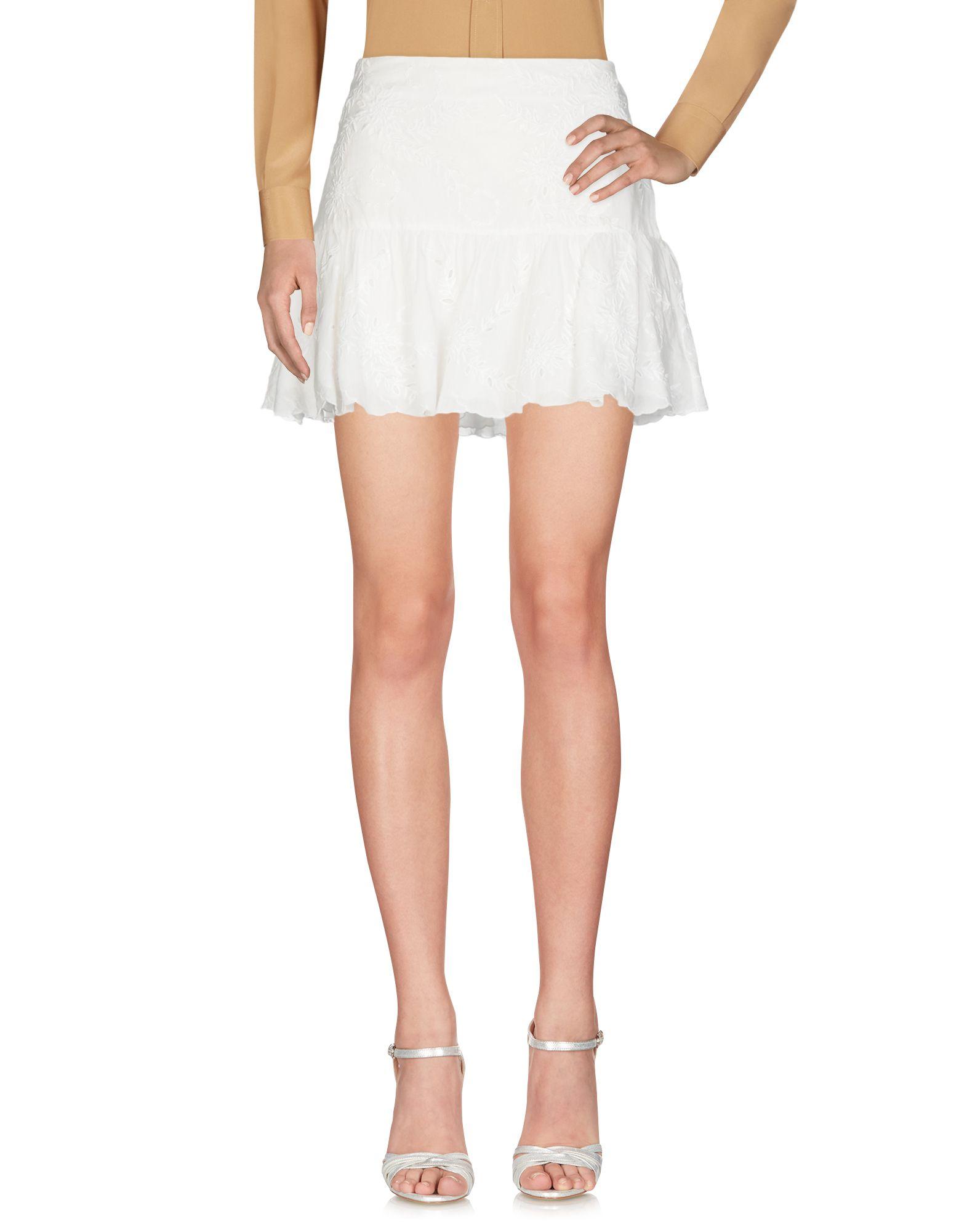 ZADIG & VOLTAIRE Мини-юбка цены онлайн