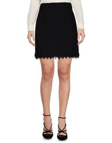 Фото - Юбку до колена от BENCIVENGA COUTURE черного цвета