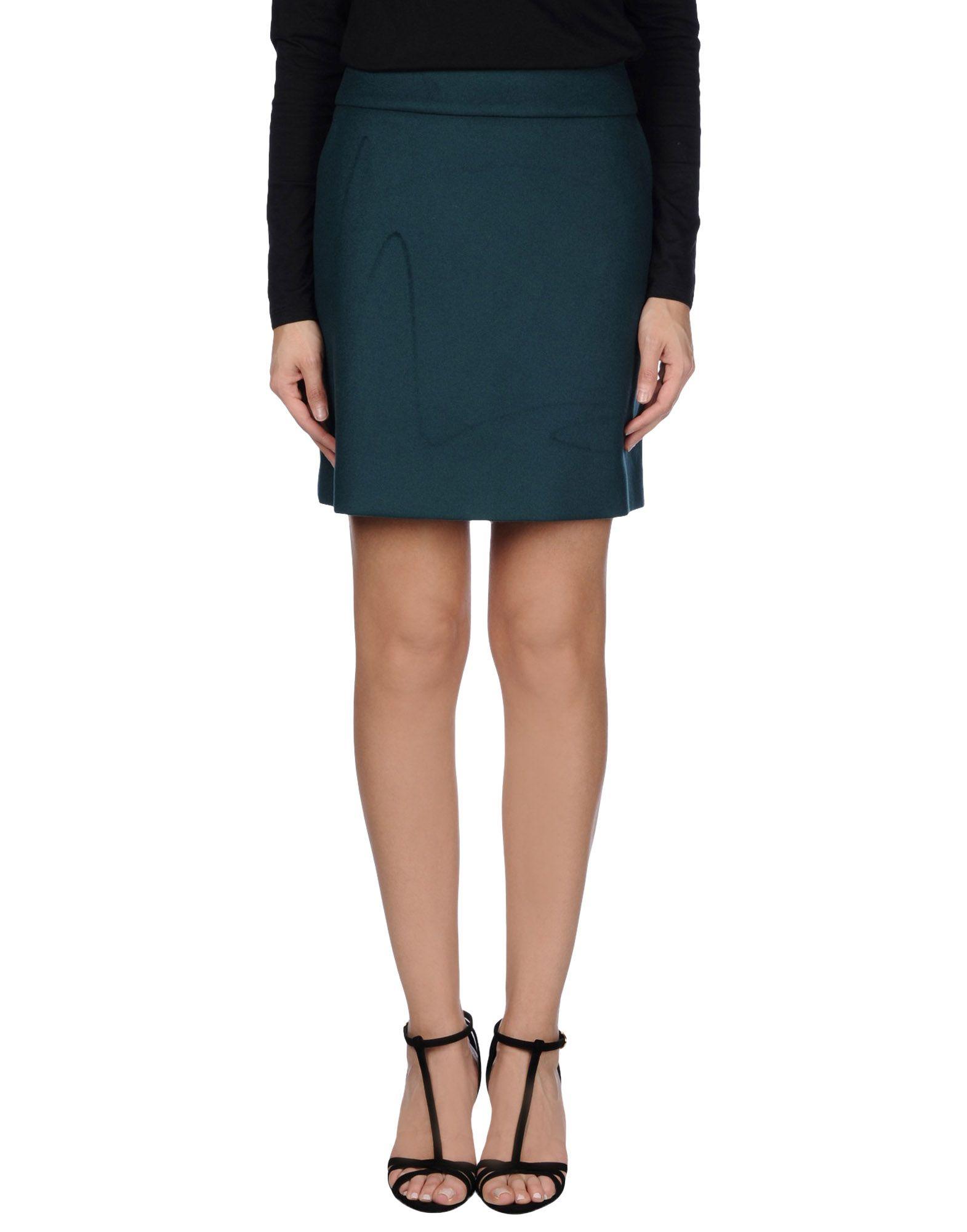 цены на PAULE KA Мини-юбка в интернет-магазинах
