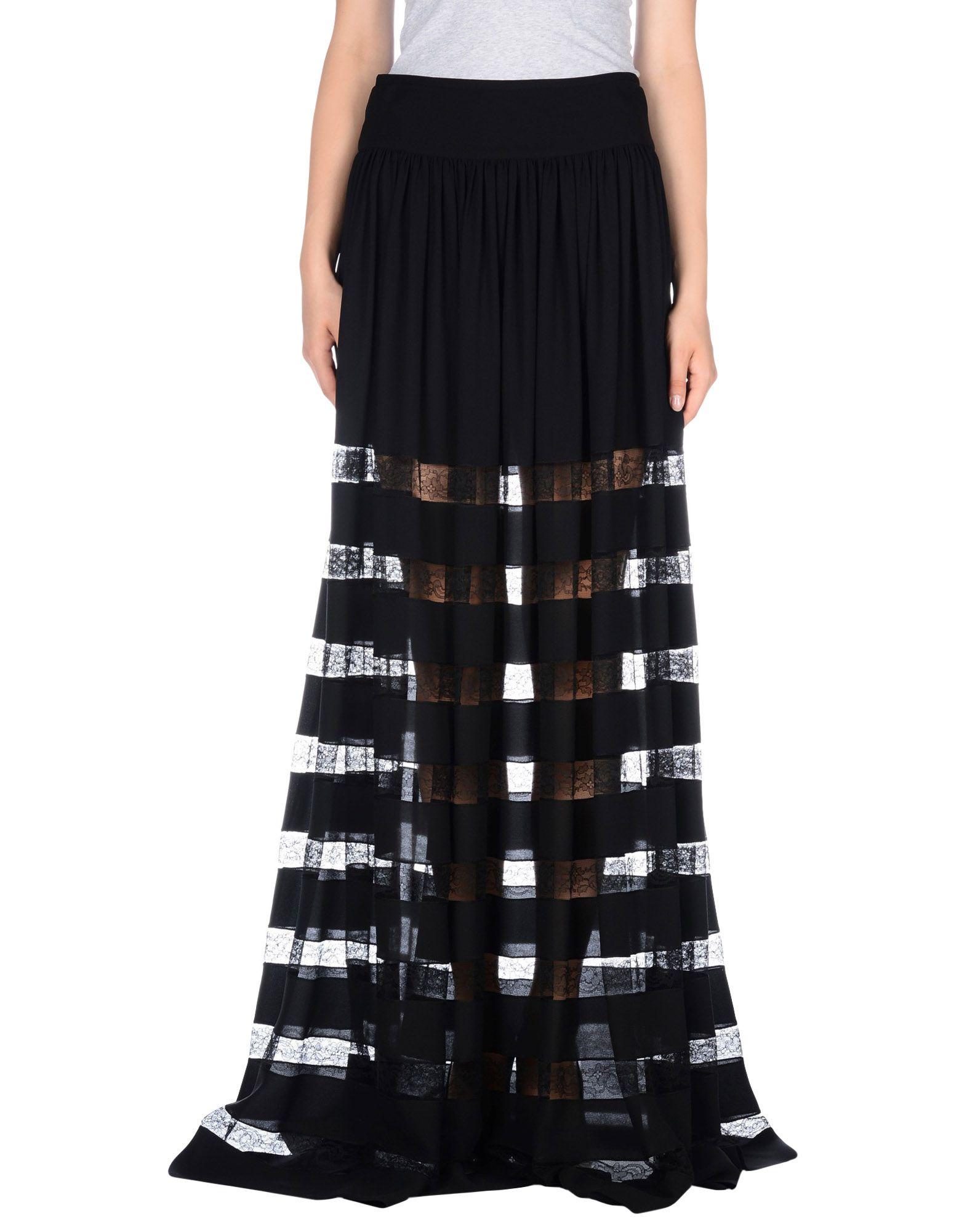 Фото - MICHAEL KORS COLLECTION Длинная юбка michael kors collection юбка длиной 3 4
