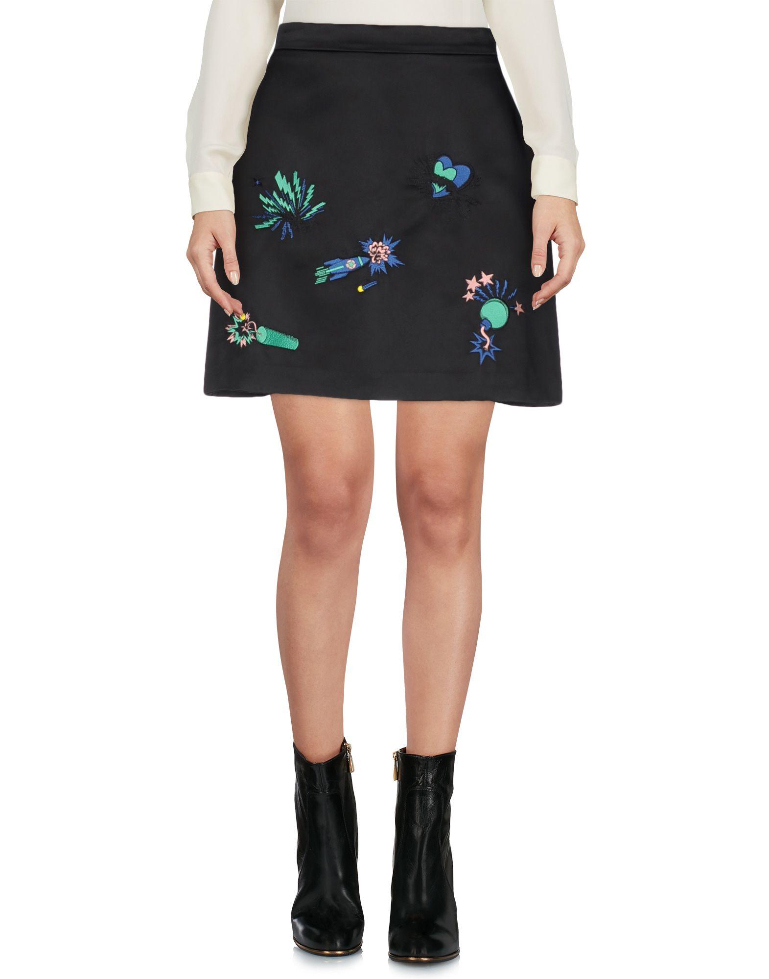 где купить MSGM Мини-юбка по лучшей цене