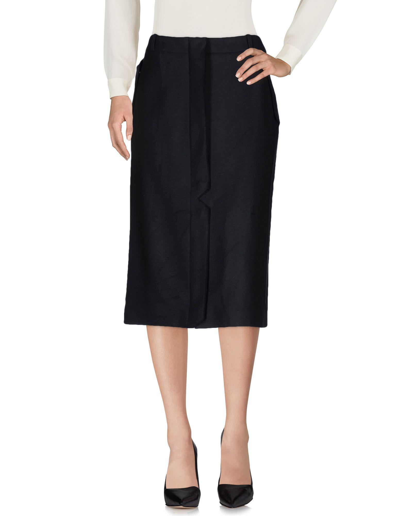 TER ET BANTINE Юбка длиной 3/4 ter et bantine короткое платье