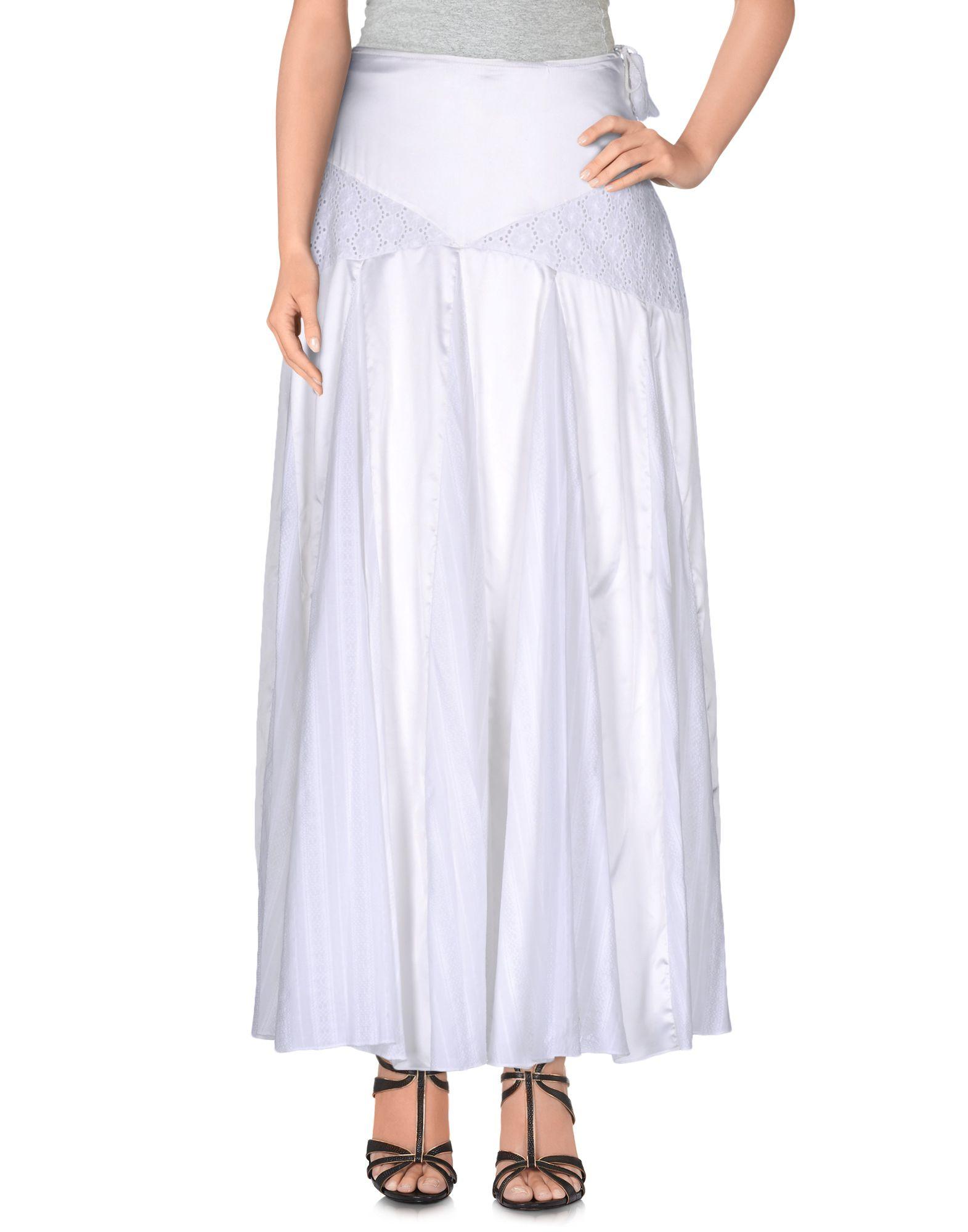 где купить ANGELA MELE MILANO Длинная юбка по лучшей цене