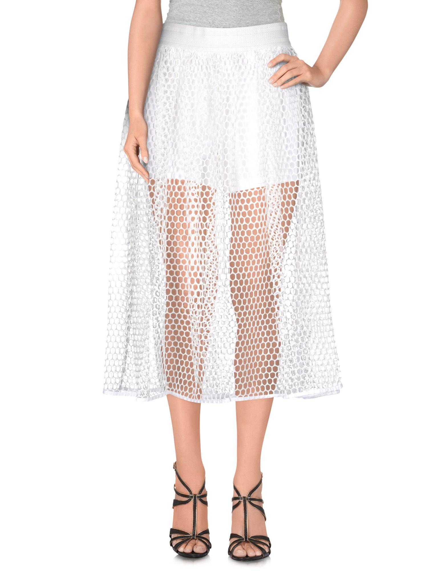 LUXURY FASHION Юбка длиной 3/4 moschino couture юбка длиной 3 4