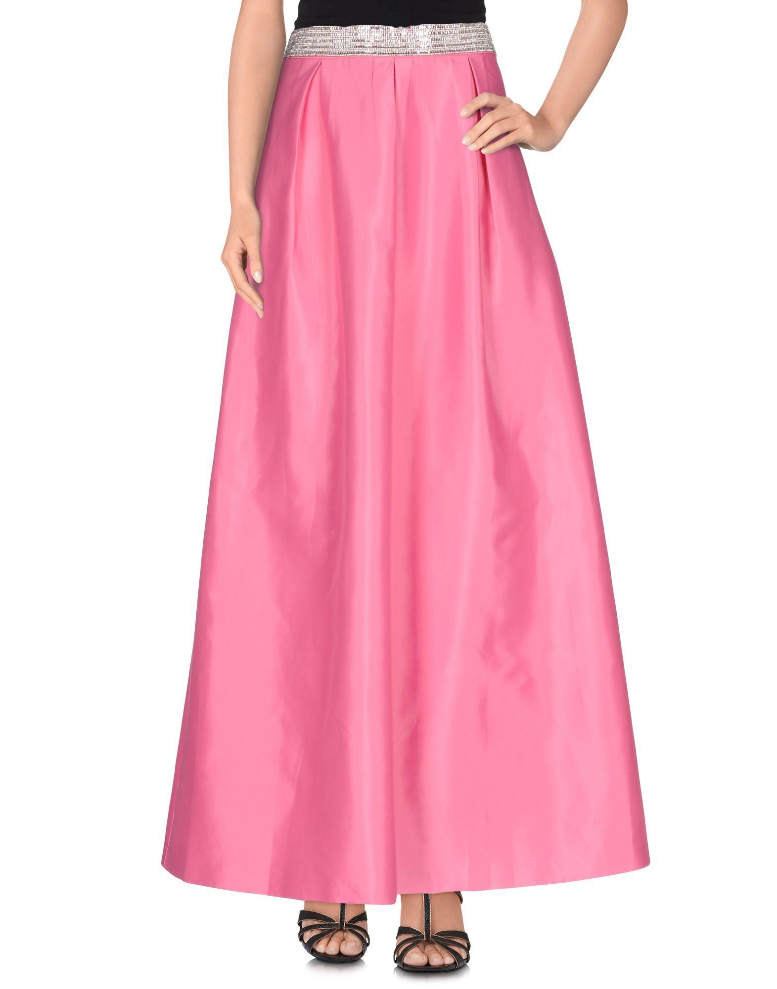 цена  LA CAMICIA BIANCA Длинная юбка  онлайн в 2017 году