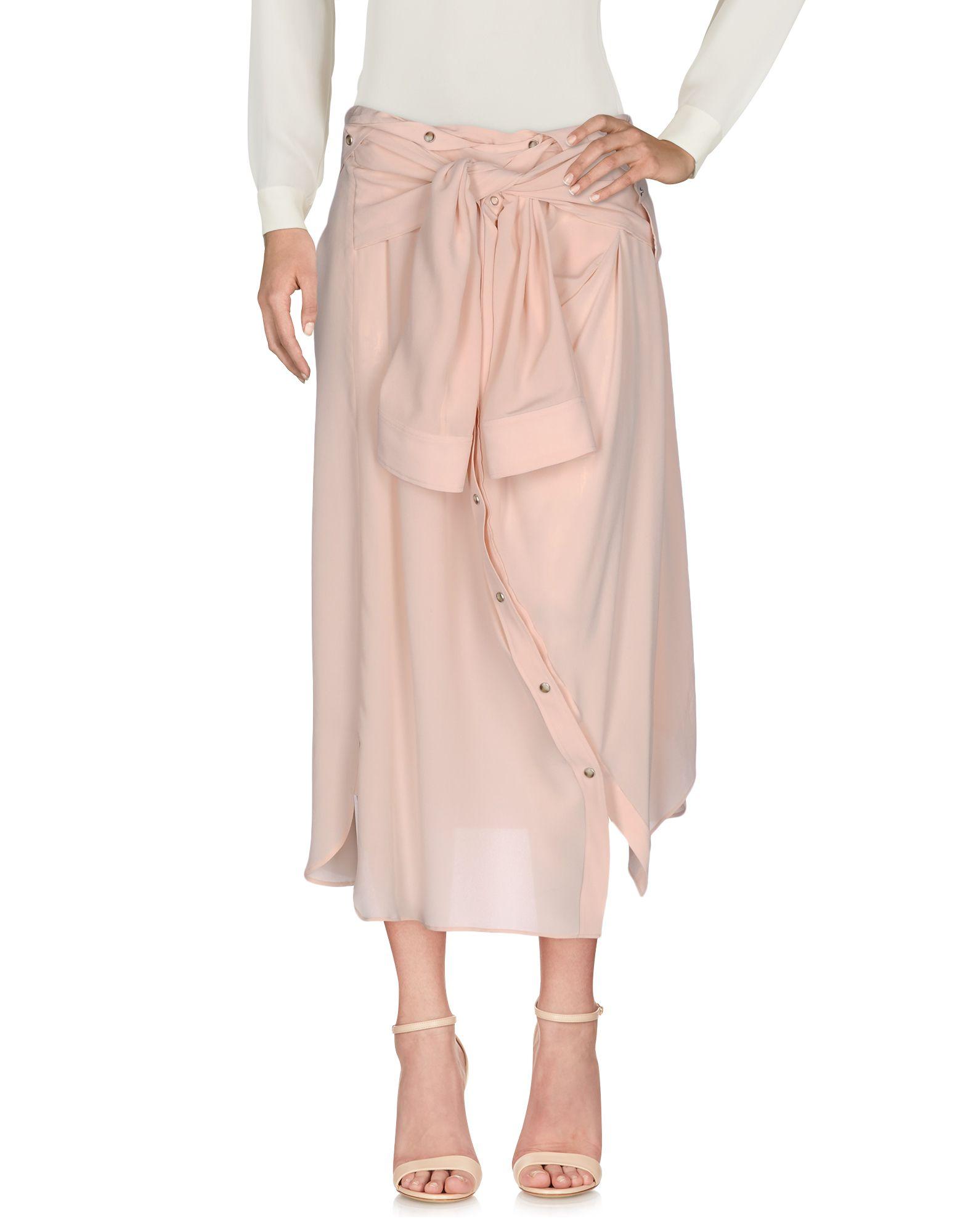 FAITH CONNEXION Юбка длиной 3/4 zimmermann юбка длиной 3 4