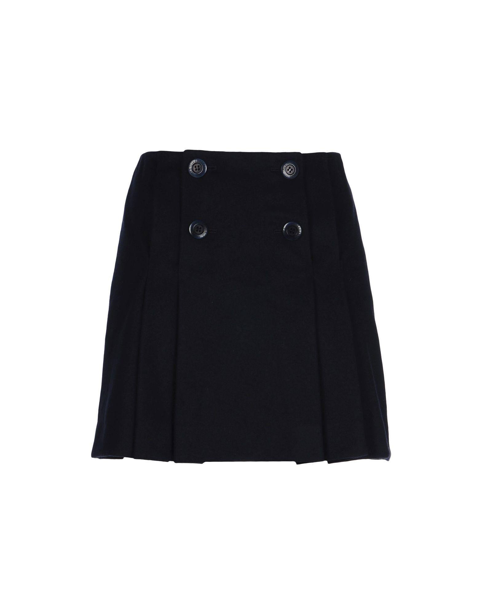 INES DE LA FRESSANGE Мини-юбка цены онлайн