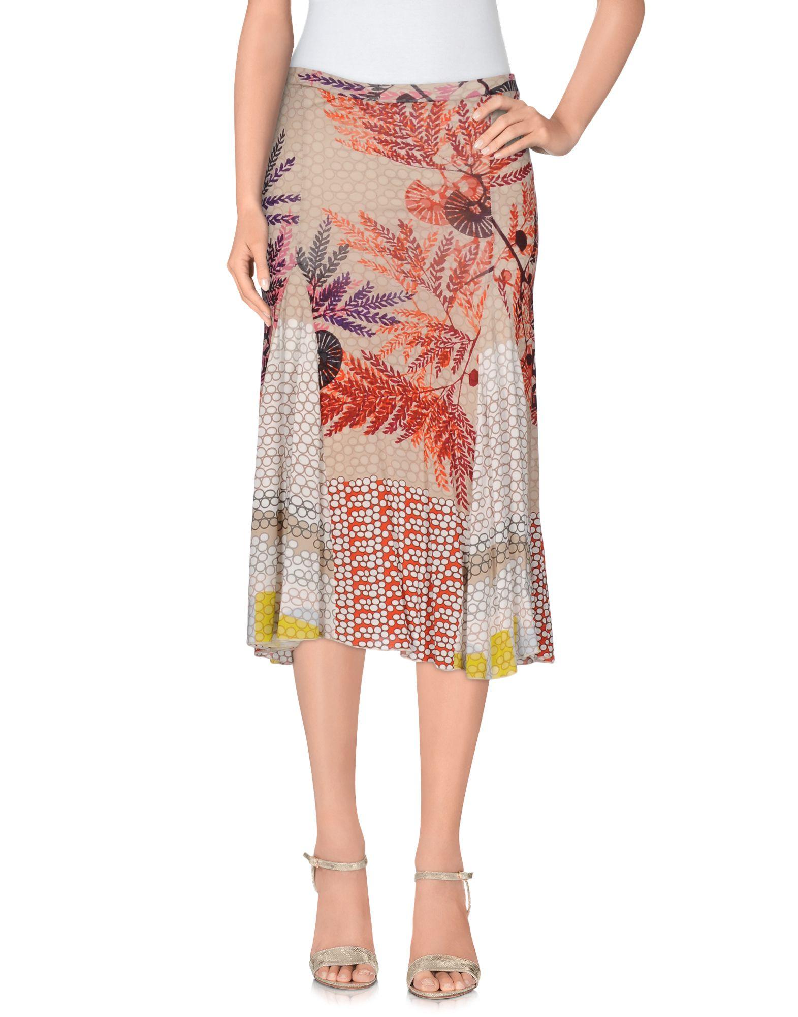 MONIKA VARGA Юбка длиной 3/4 moschino couture юбка длиной 3 4