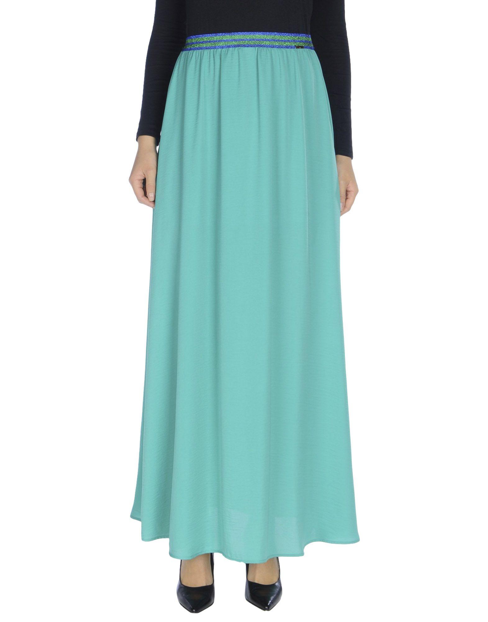 LIU •JO JEANS Длинная юбка юбка liu jo jeans liu jo jeans li003ewuxj22