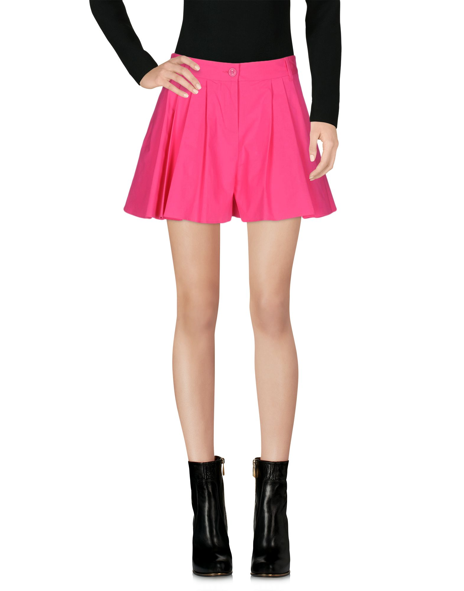MOSCHINO CHEAP AND CHIC Мини-юбка moschino юбка брюки от moschino 99376