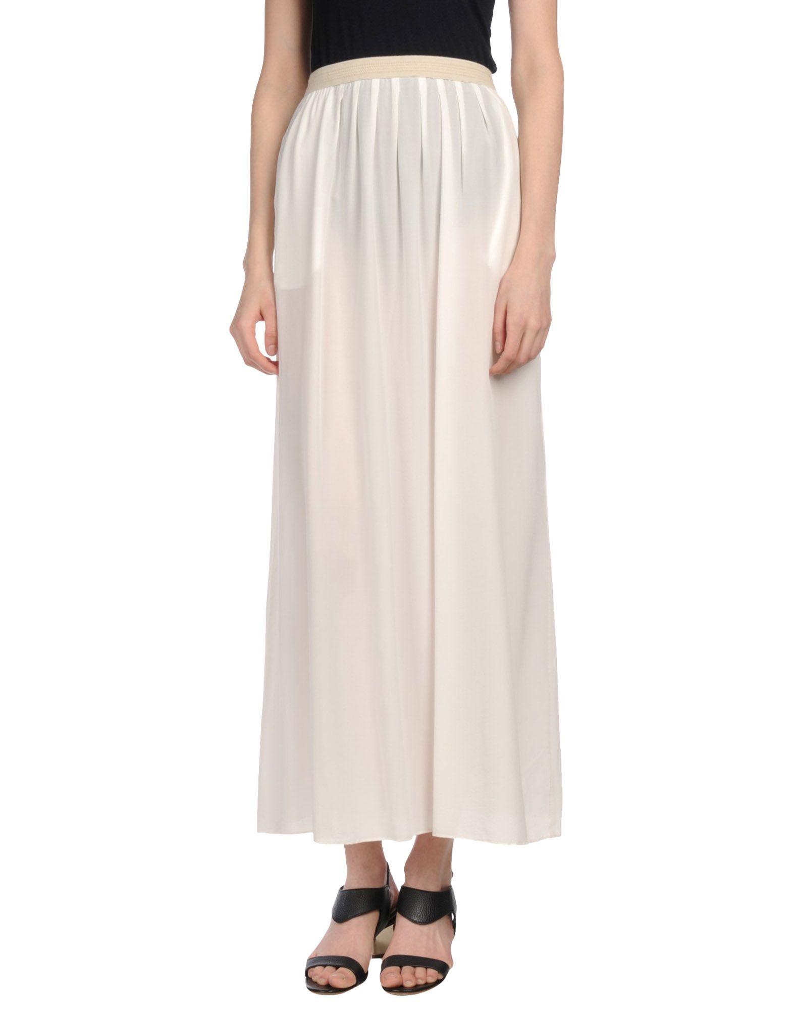 где купить  MALÌPARMI Длинная юбка  по лучшей цене