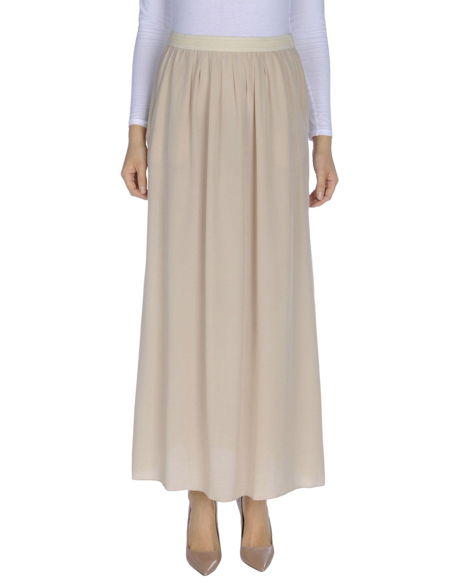 MALÌPARMI Длинная юбка simclan® длинная юбка