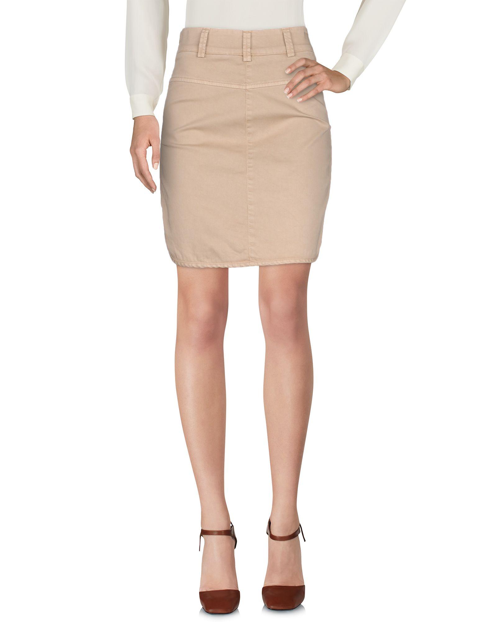 BRUNELLO CUCINELLI | BRUNELLO CUCINELLI Mini skirts 35307343 | Goxip