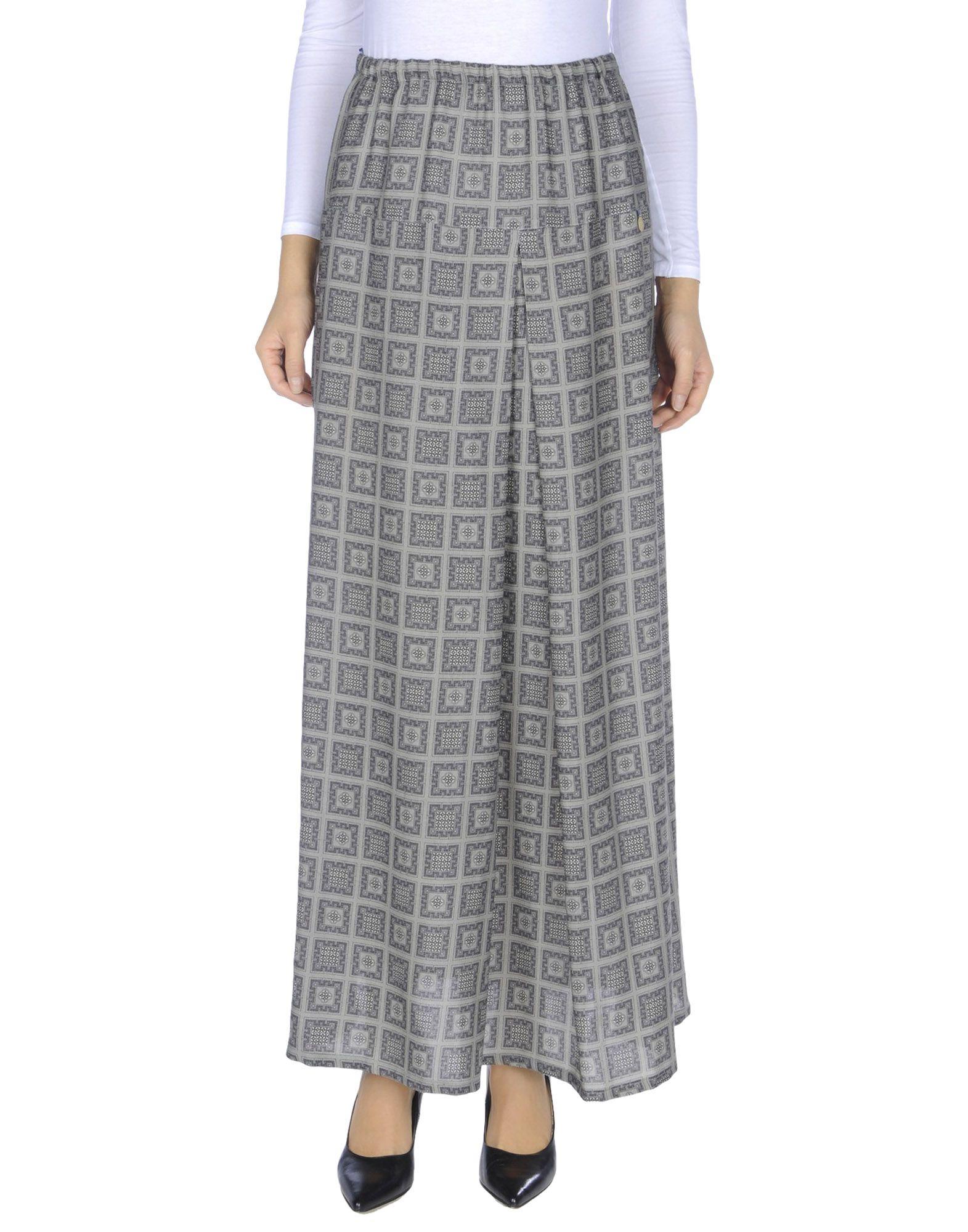 TITTI PEGGY Длинная юбка цена 2017