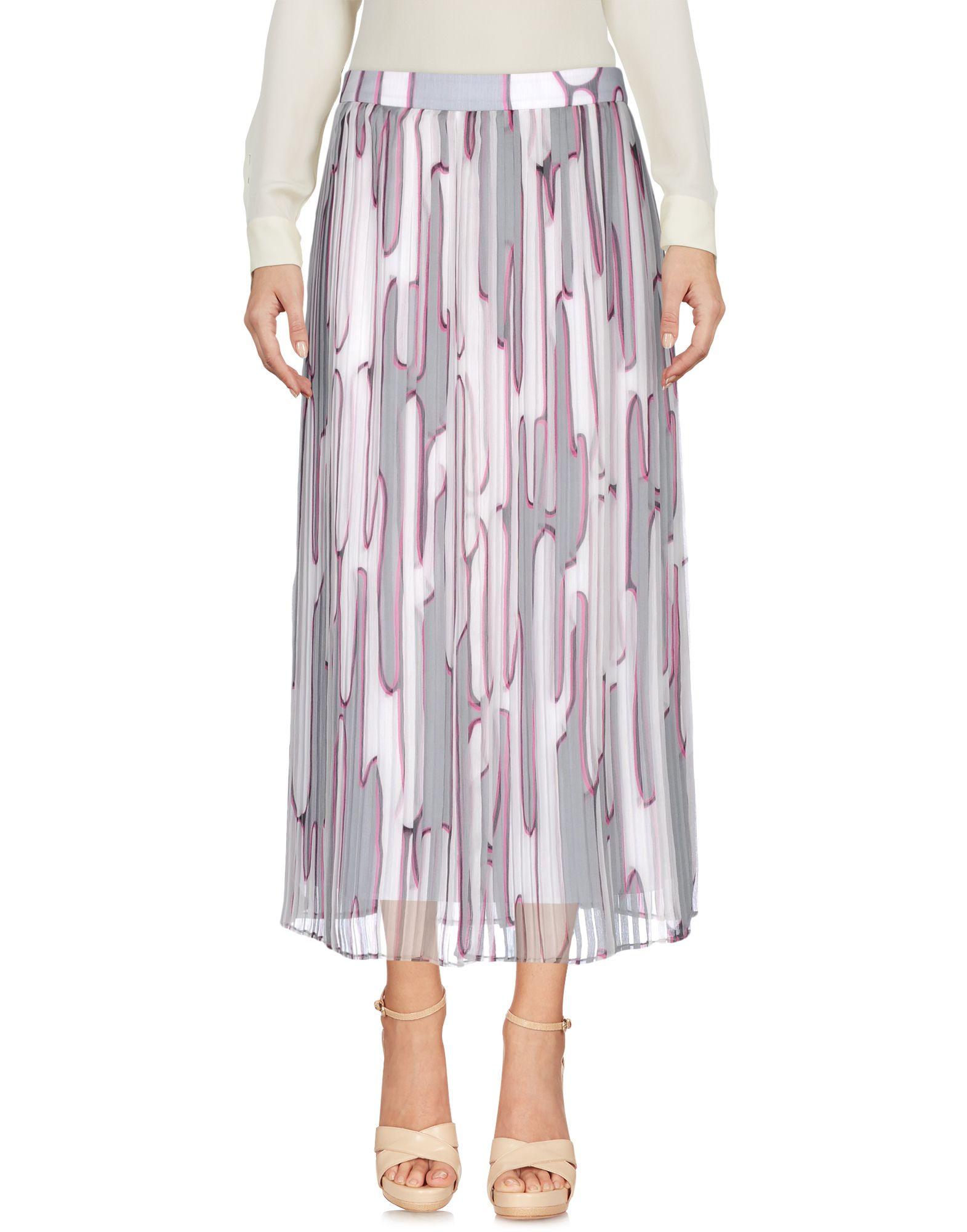 KENZO Юбка длиной 3/4 kenzo юбка с принтом
