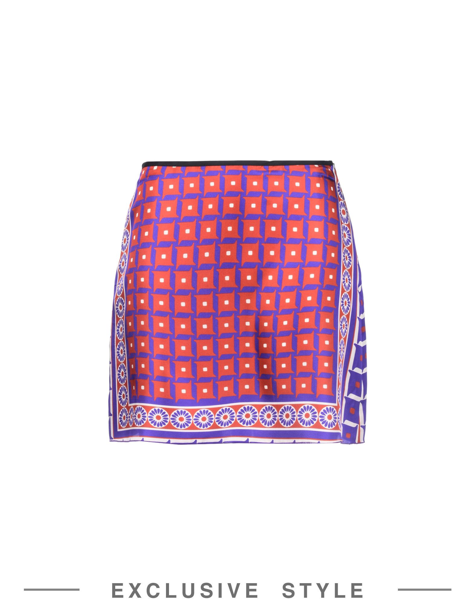 цена MARNI Мини-юбка онлайн в 2017 году