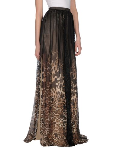 Купить Длинная юбка черного цвета