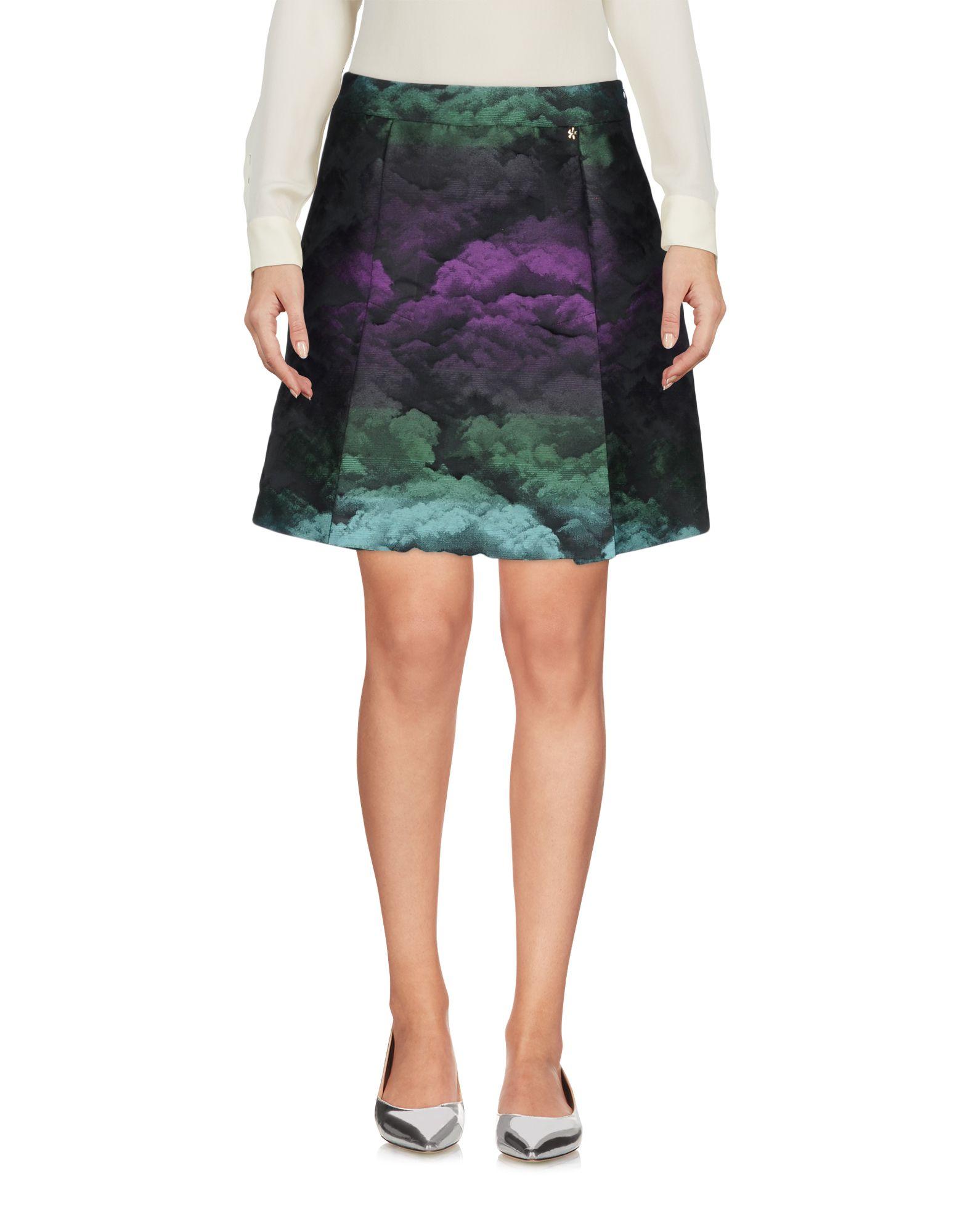 WHO*S WHO Мини-юбка юбка s cool юбка