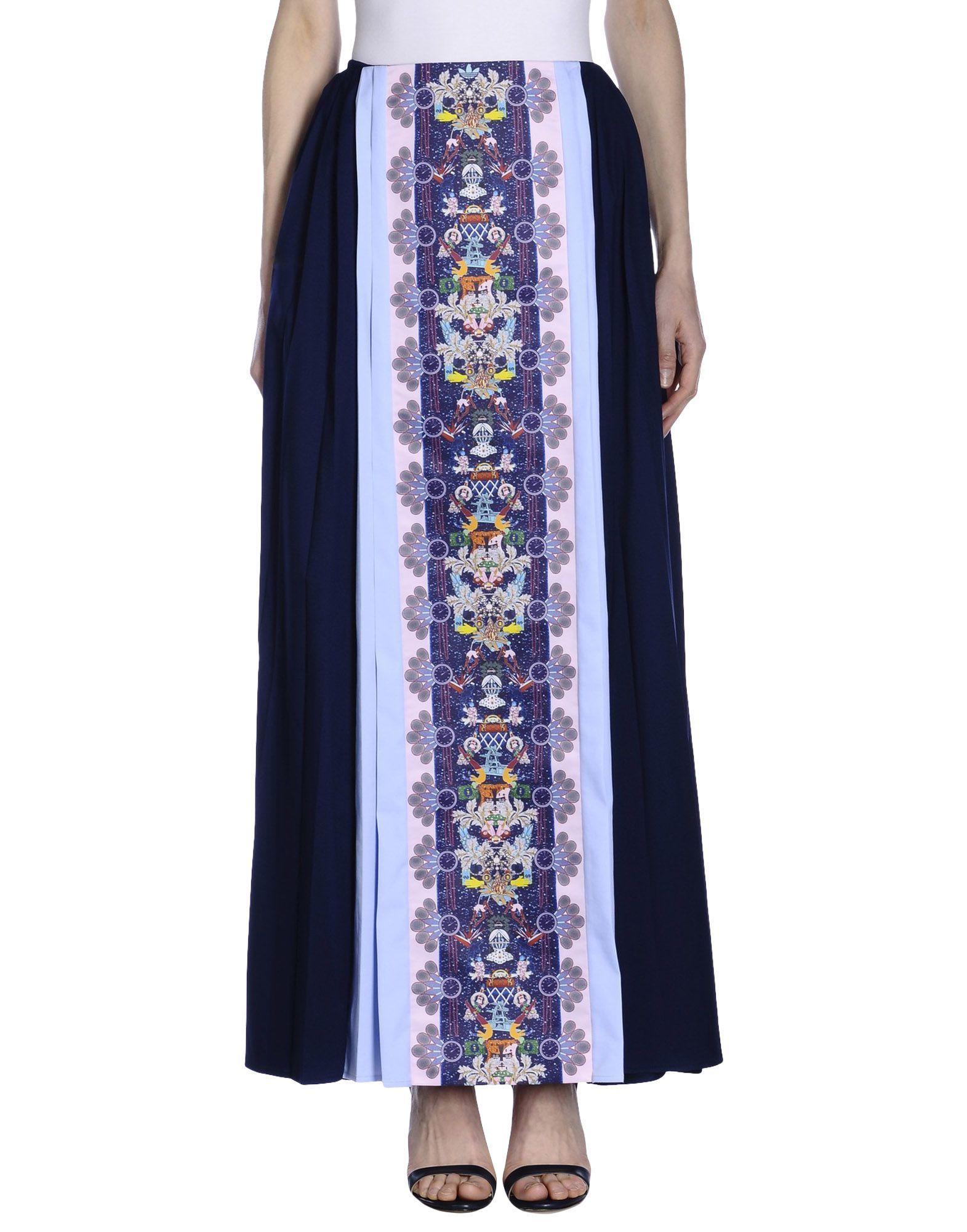 где купить  ADIDAS x MARY KATRANTZOU Длинная юбка  по лучшей цене