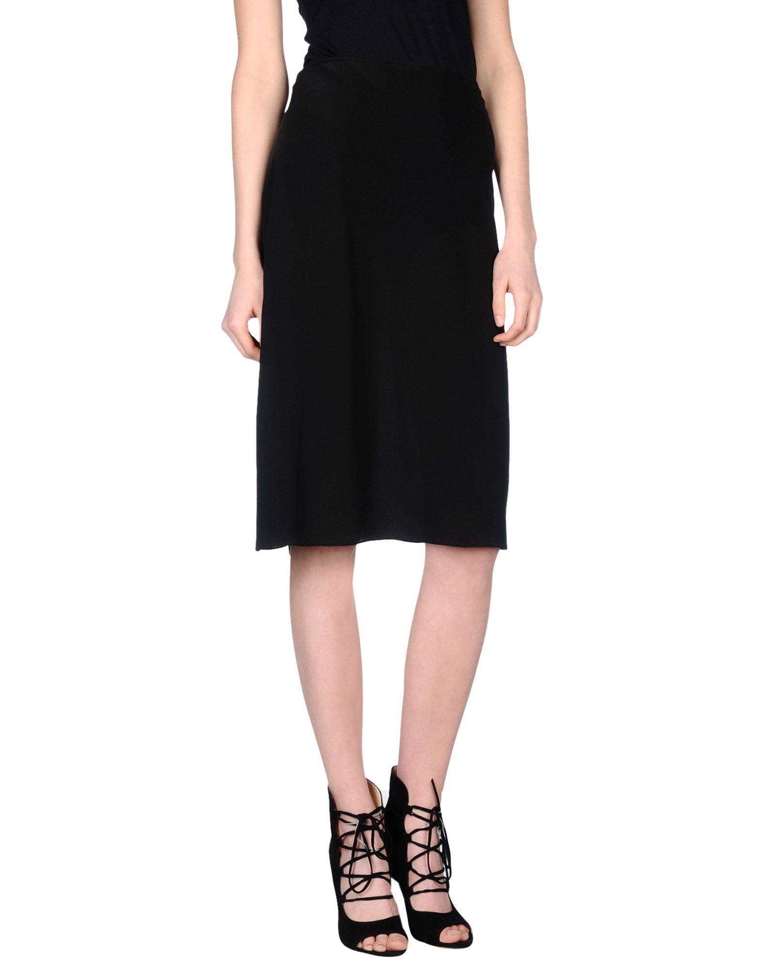 VIONNET Юбка длиной 3/4 vionnet vionnet платье из шелка sf 145254