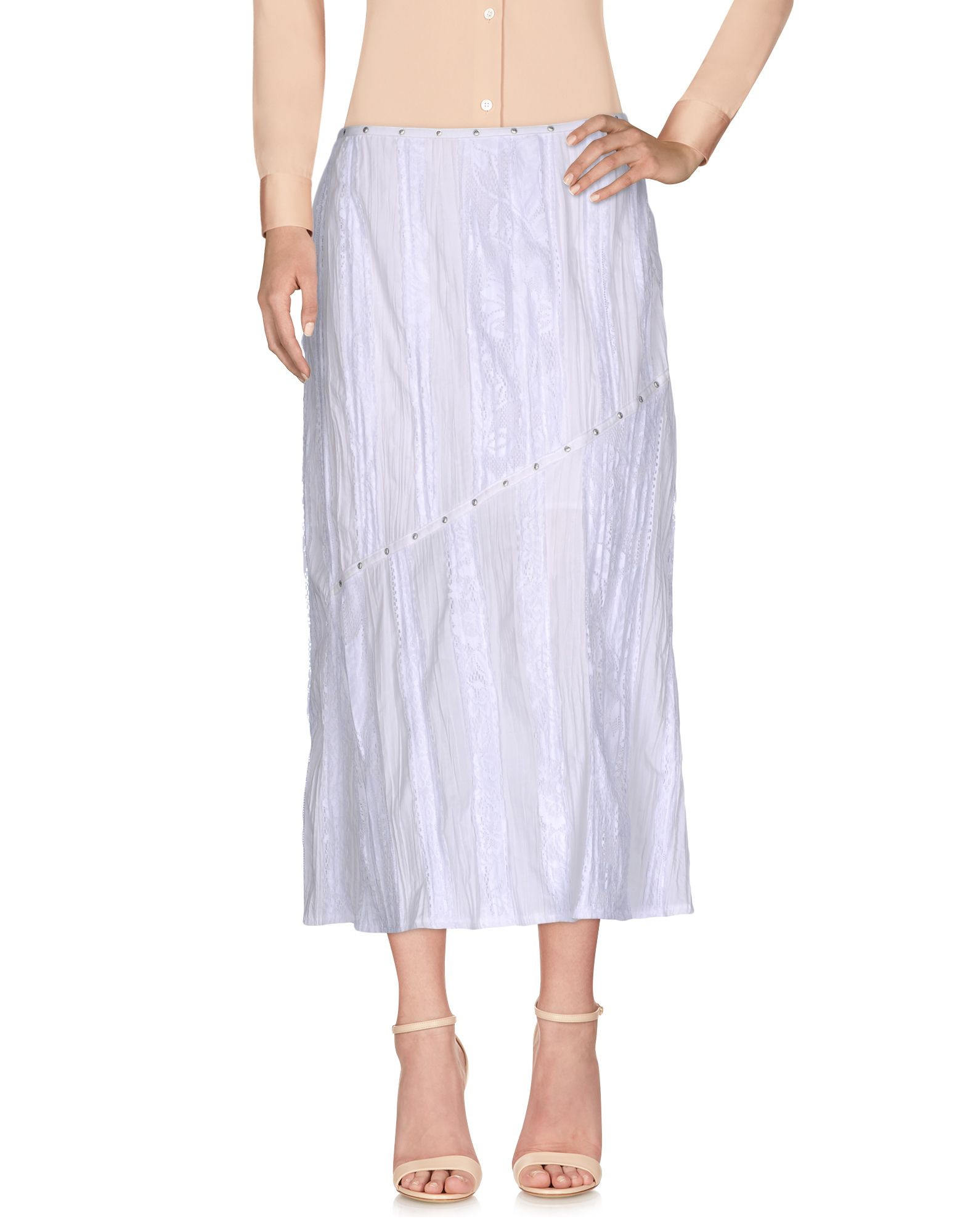DIANA GALLESI Юбка длиной 3/4 diana gallesi джинсовая верхняя одежда