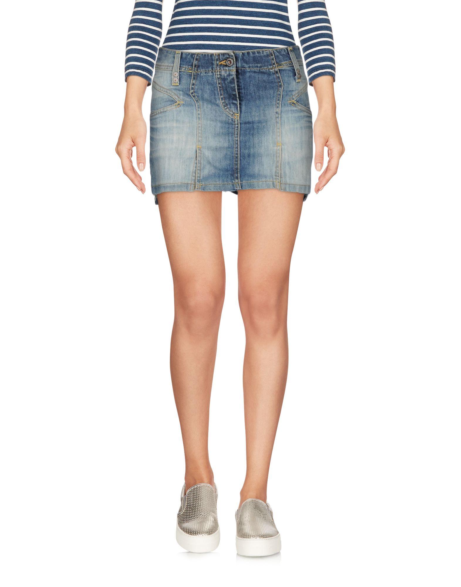 PARASUCO CULT Джинсовая юбка джинсы parasuco джинсы