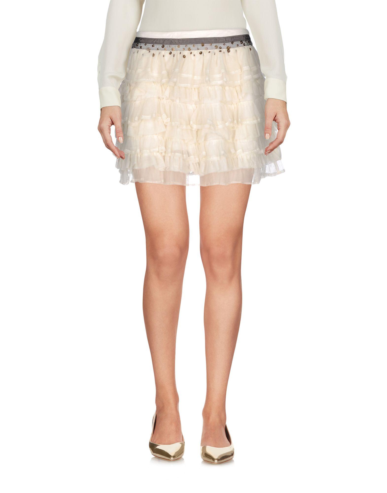 цена  PARIS HILTON Мини-юбка  онлайн в 2017 году