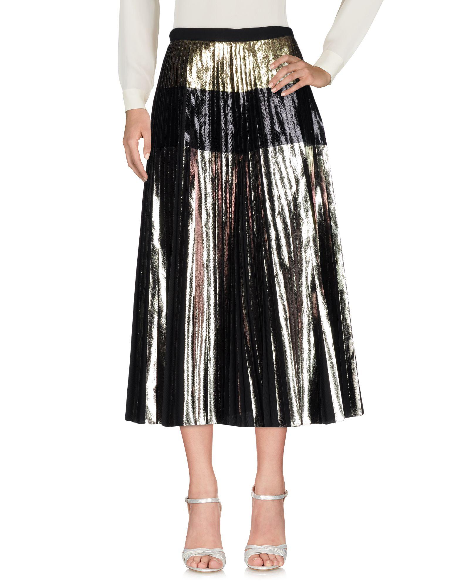 PROENZA SCHOULER Длинная юбка proenza schouler шелковая юбка