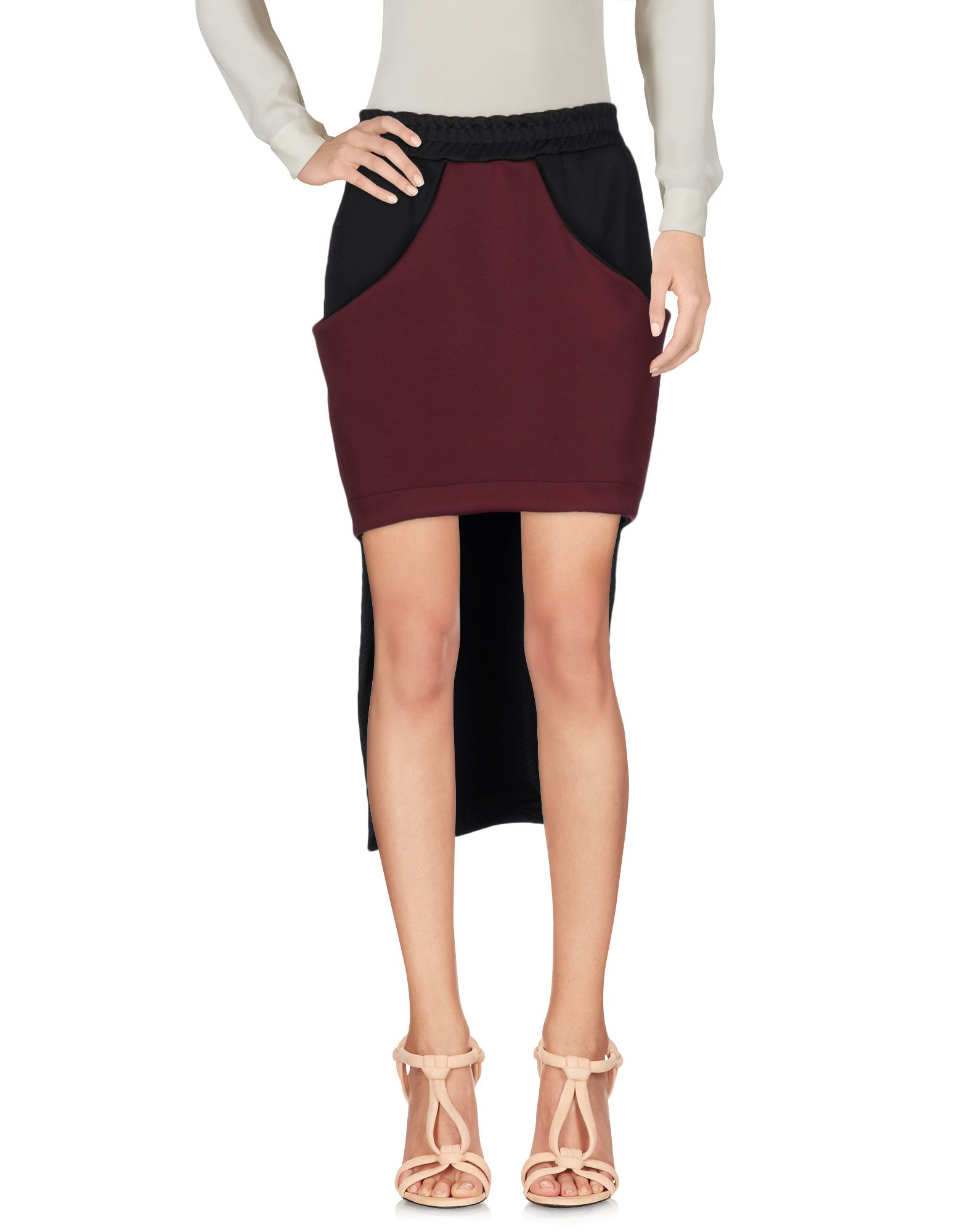 MNML COUTURE Юбка длиной 3/4 moschino couture юбка длиной 3 4