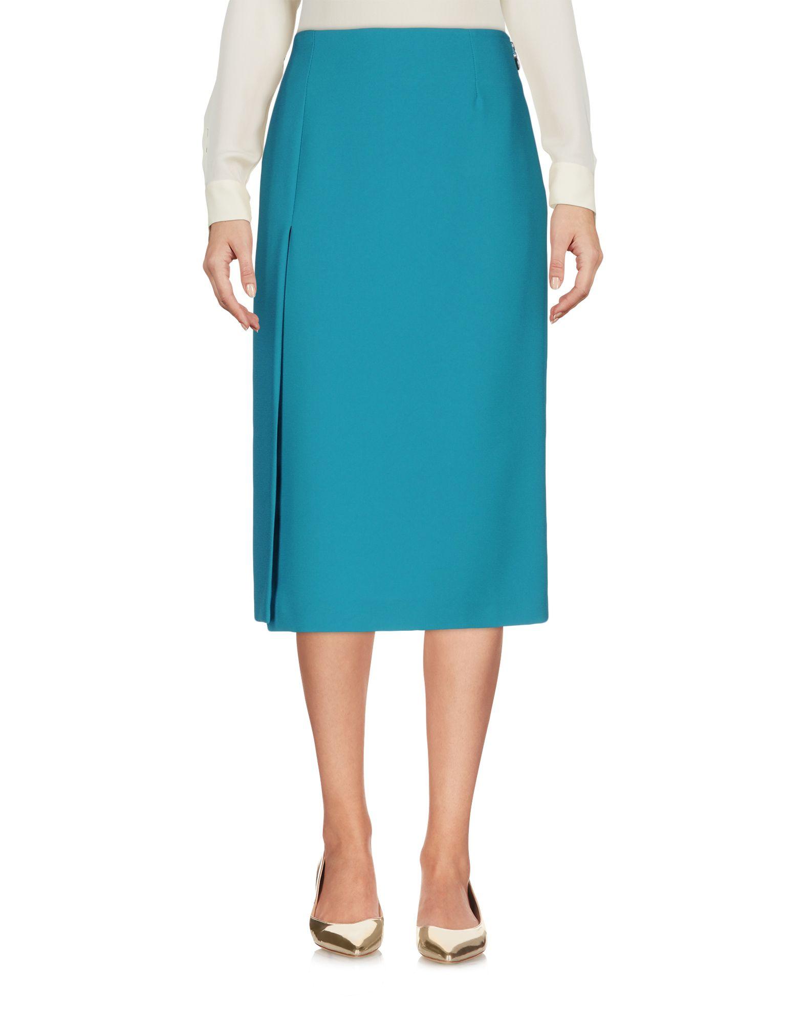 ANNIE P. Юбка длиной 3/4 annie p платье длиной 3 4