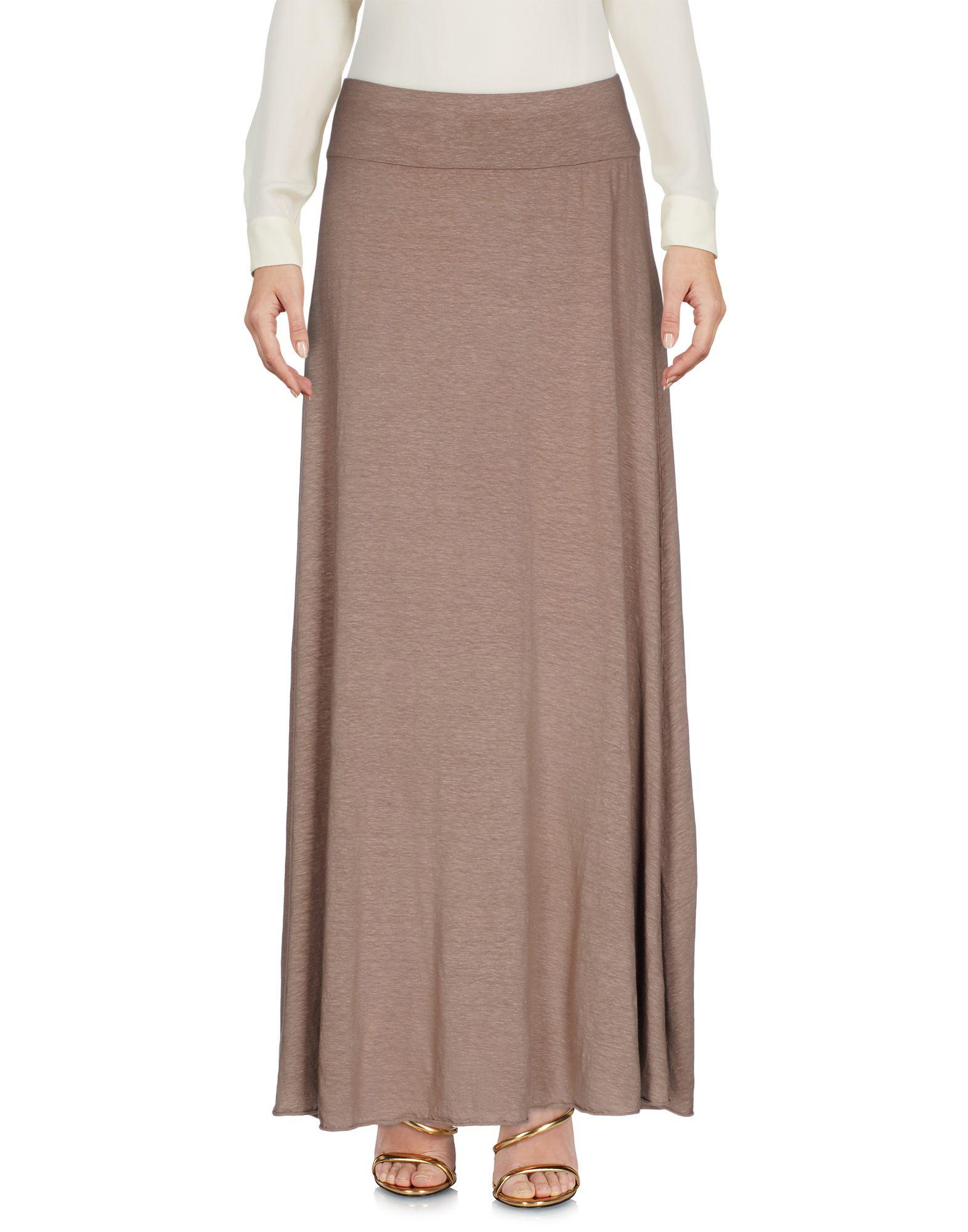 LABO.ART Длинная юбка юбка brusnika brusnika br032ewwsq30