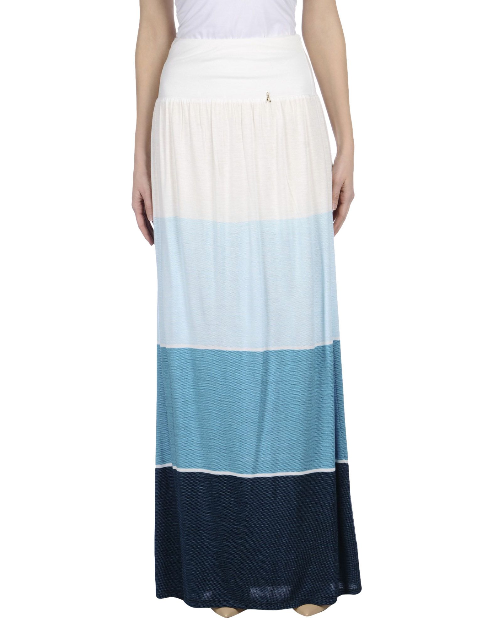 PATRIZIA PEPE Длинная юбка юбка patrizia pepe 2l0764 a2ya c602