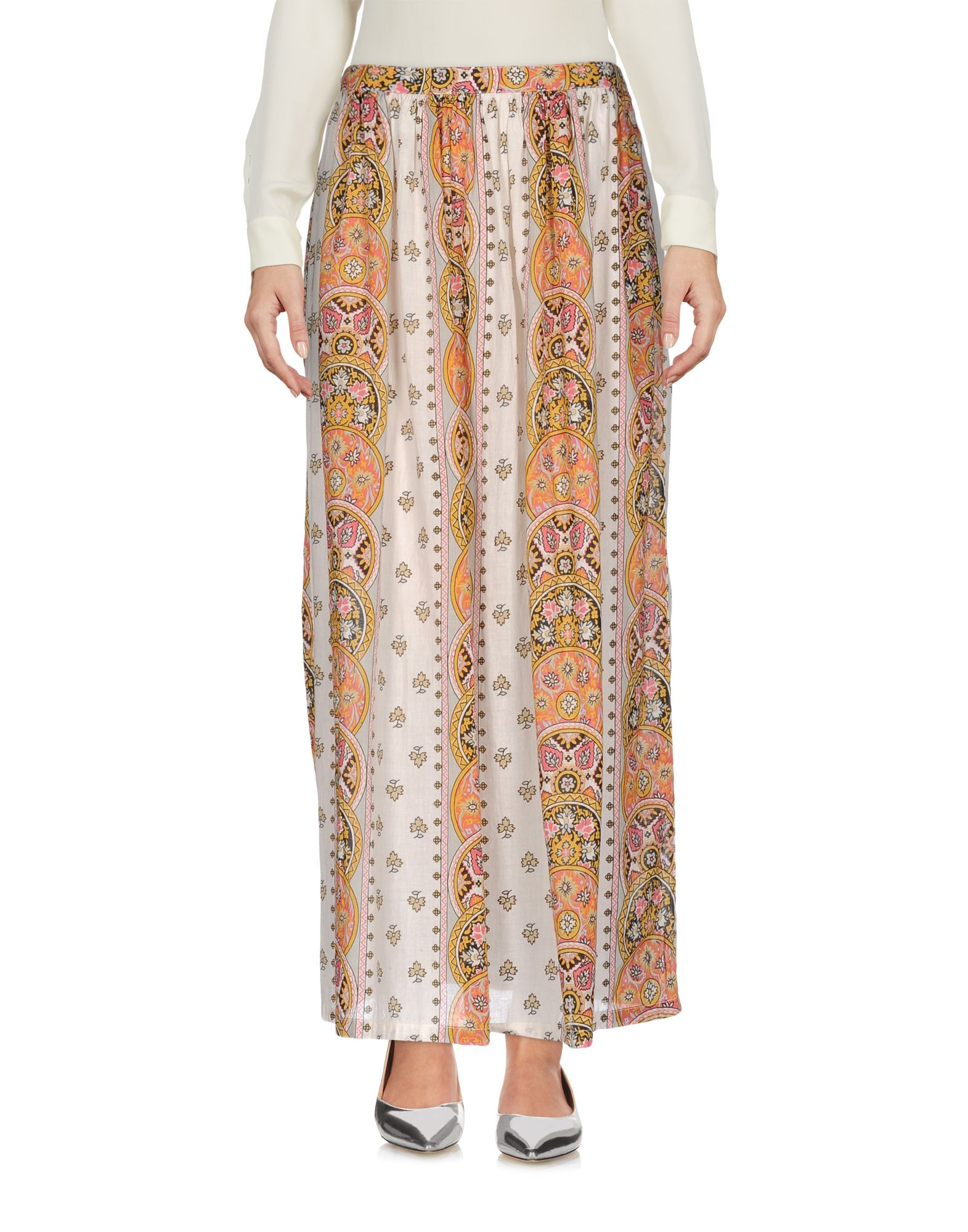 LOCAL APPAREL Длинная юбка цены онлайн