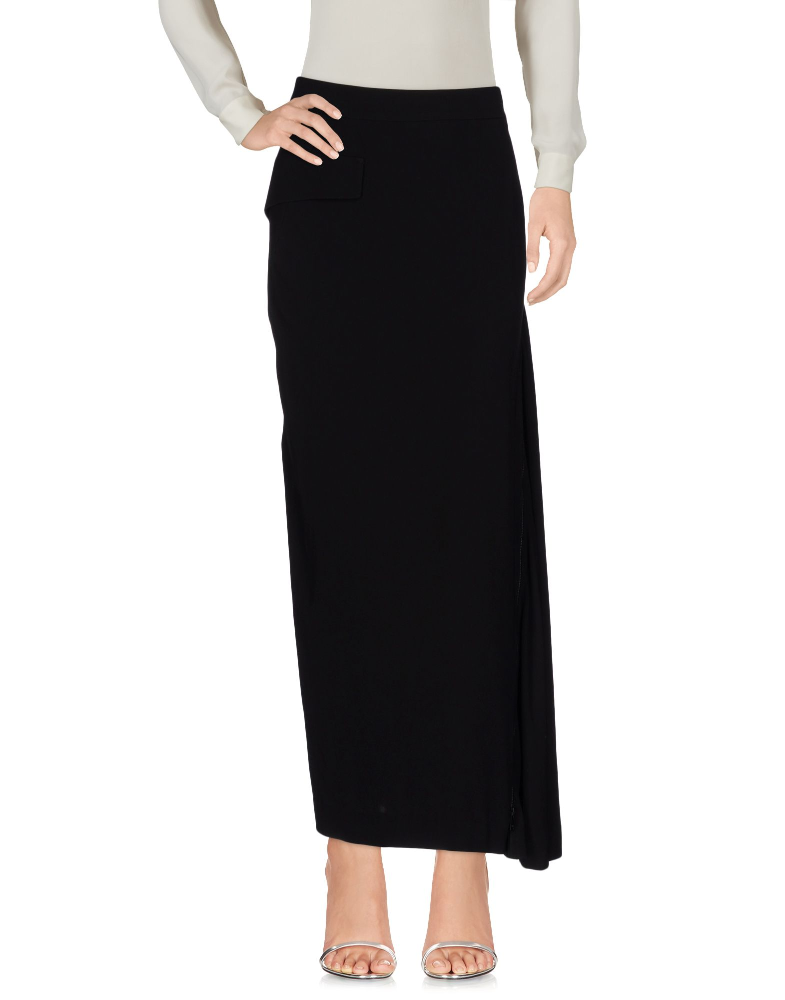 Maxi Skirts in Black