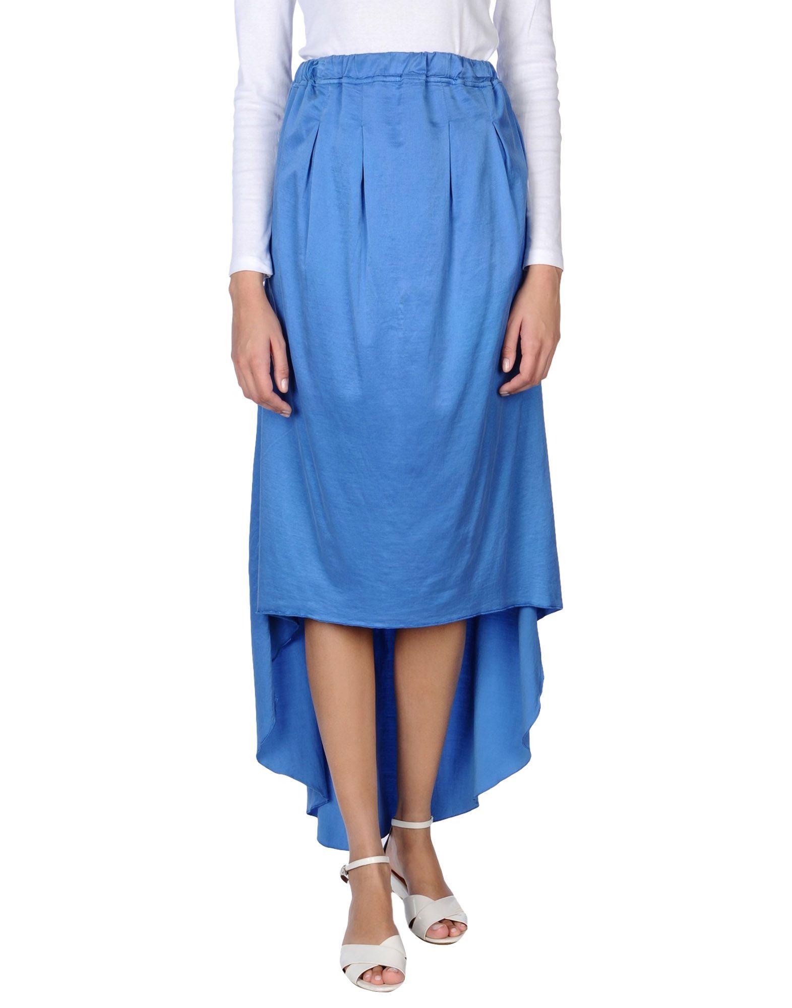 JIJIL Юбка длиной 3/4 moschino couture юбка длиной 3 4