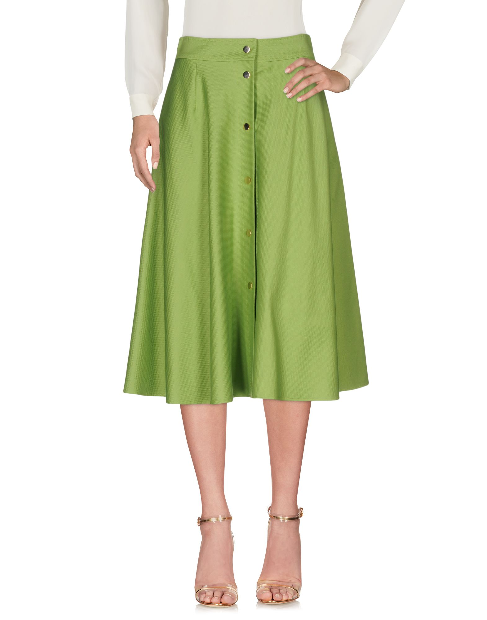 ESCADA Юбка длиной 3/4 escada vintage кружевная юбка 90 е