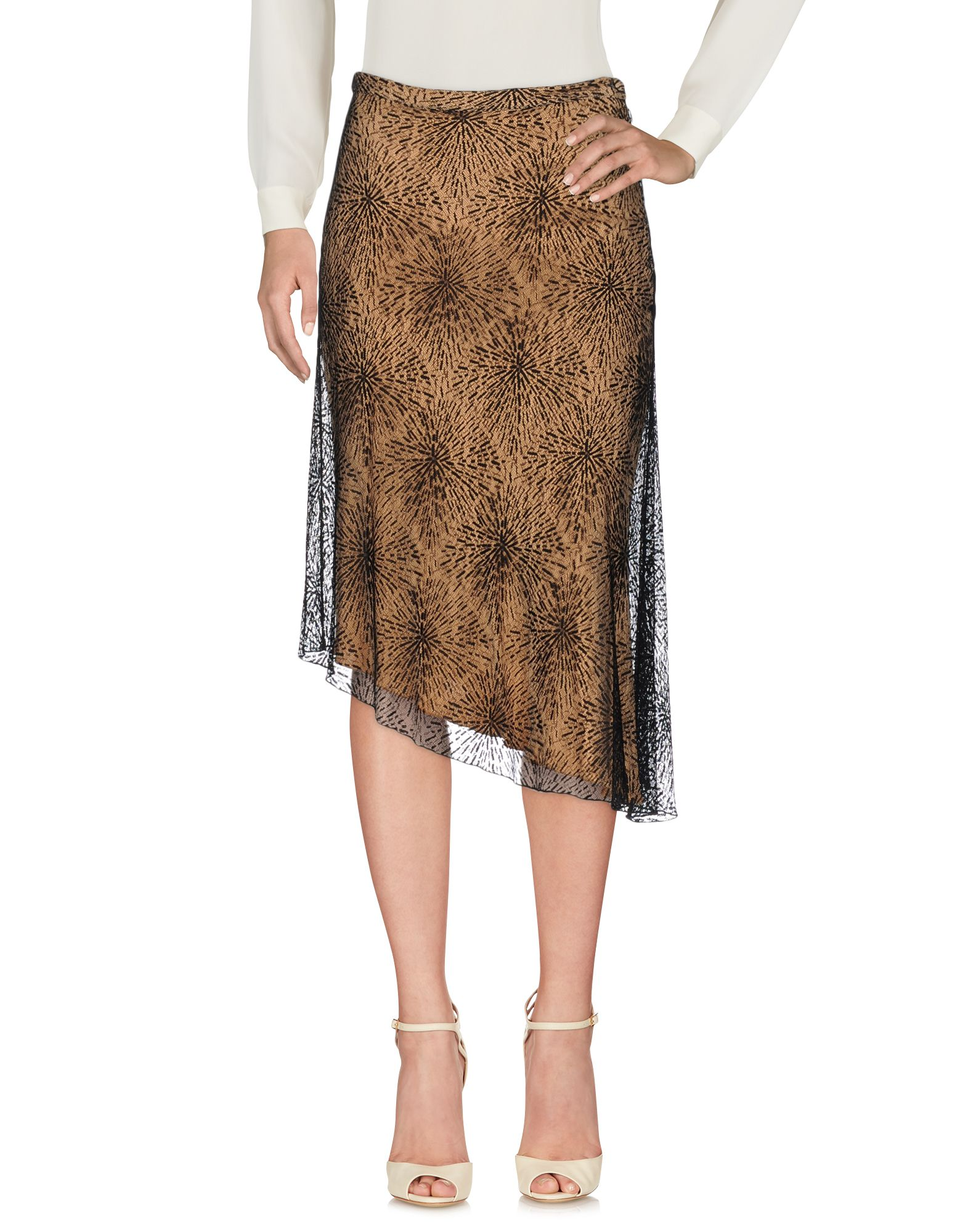 ALMA COUTURE Юбка длиной 3/4 alma couture юбка длиной 3 4