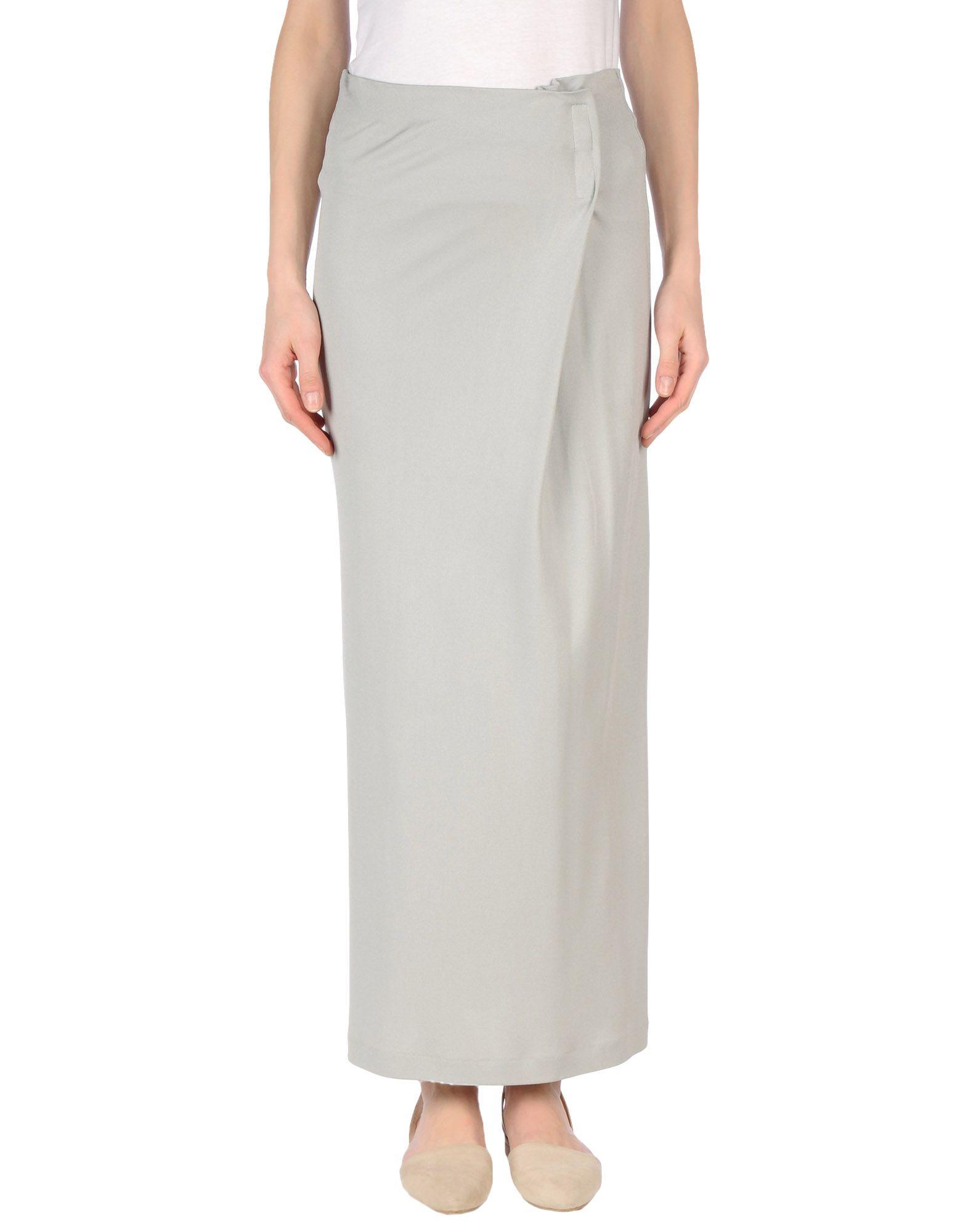 где купить VIRGINIA di ANNAPURNA Длинная юбка по лучшей цене