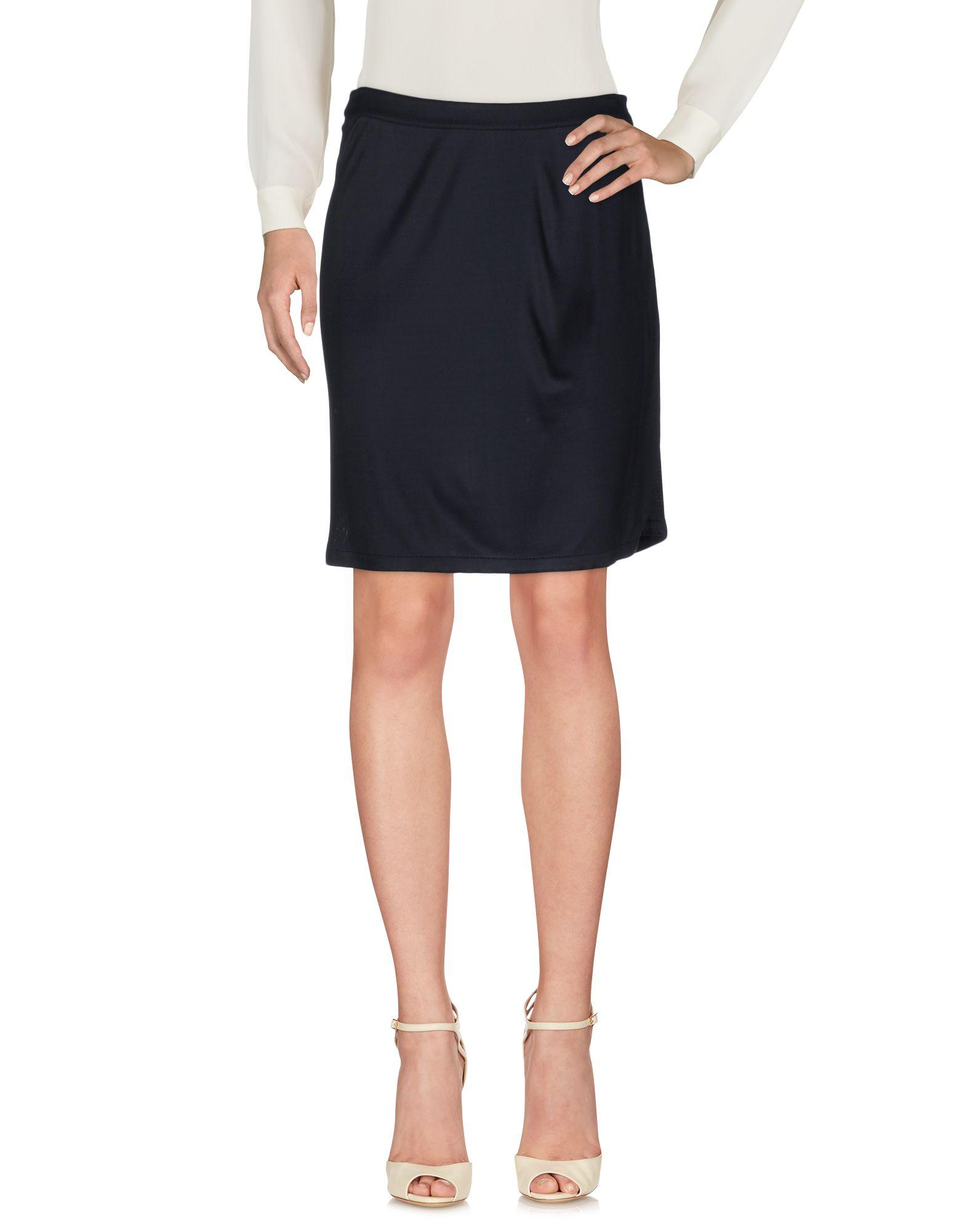 GIANNI VERSACE COUTURE Юбка до колена юбка versace jeans couture юбки в стиле футляр и карандаш