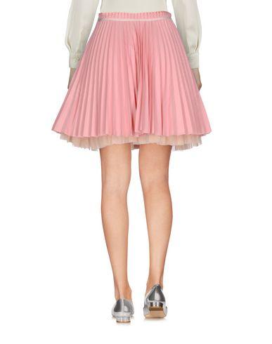 REDValentino Damen Minirock Hellrosa Größe 34 100% Polyester