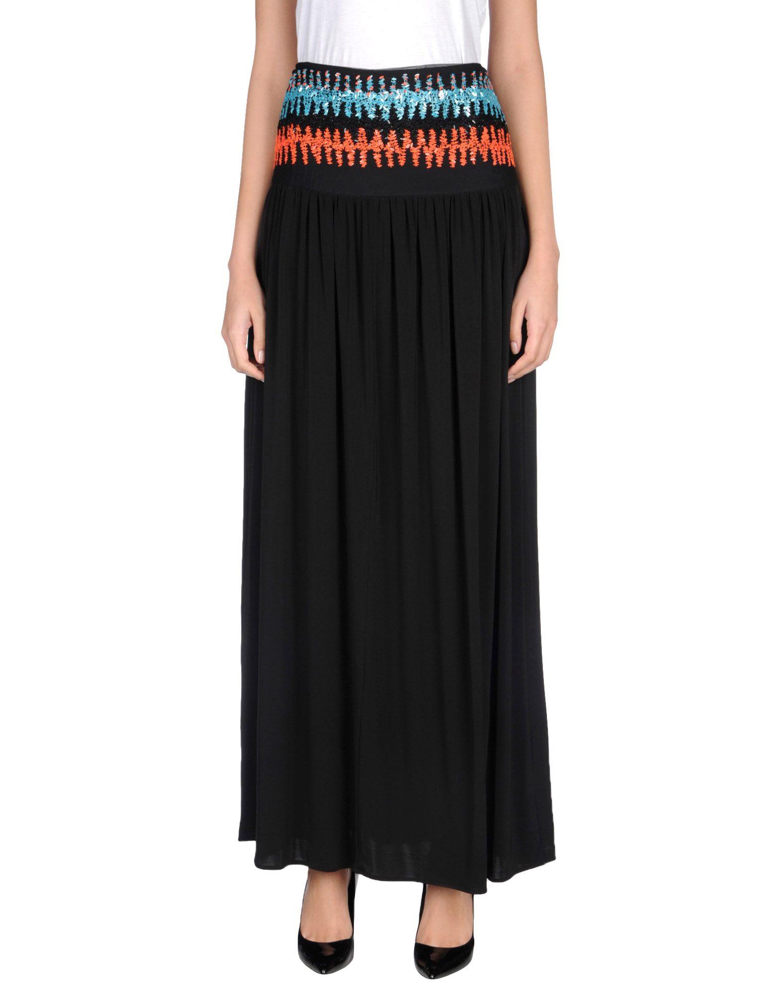 PAOLA FRANI Длинная юбка mantra paola 3532