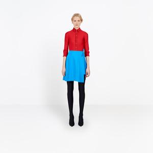 BALENCIAGA Skirt D Ice Skater Mini Skirt f