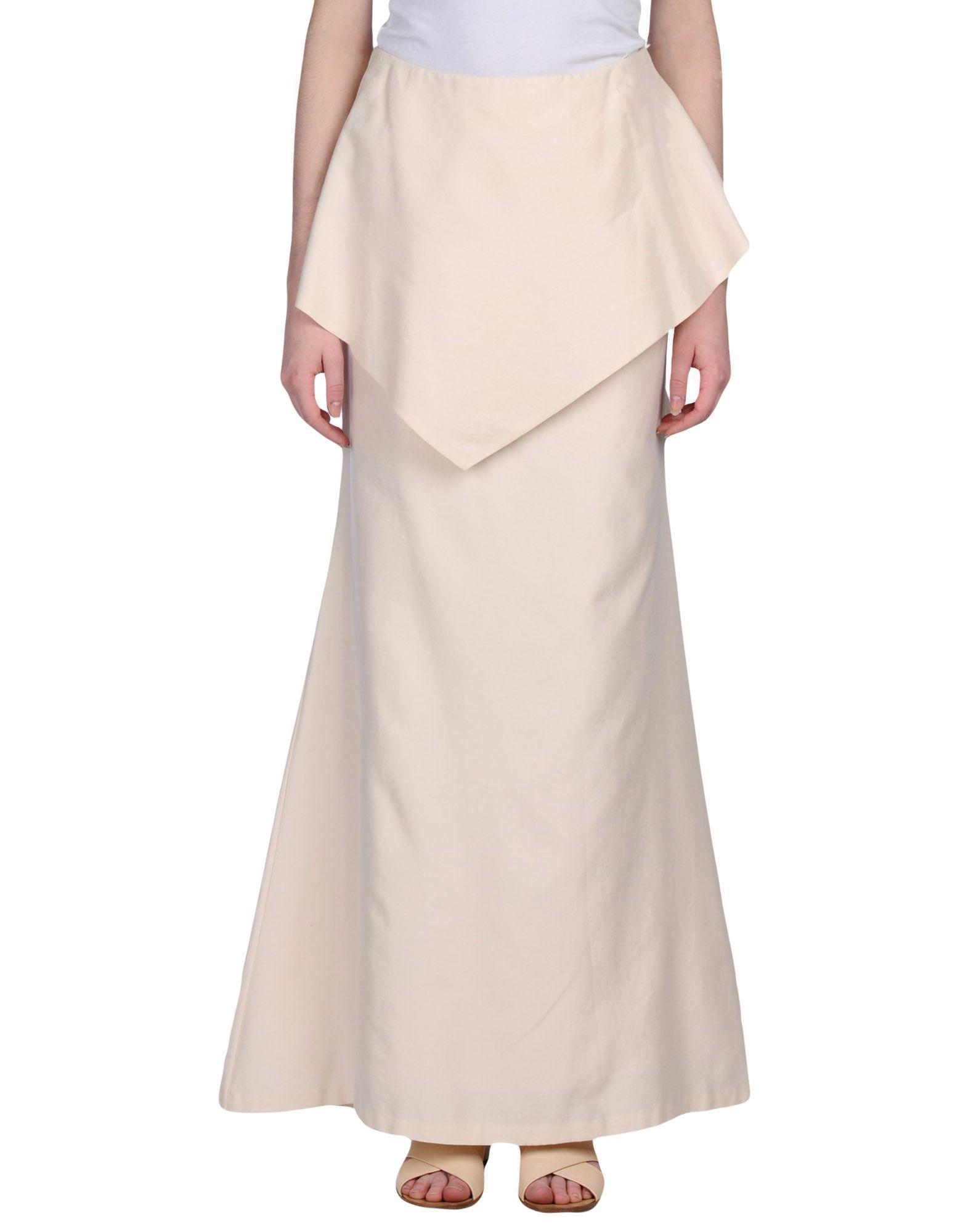 ROSIE ASSOULIN Длинная юбка цена