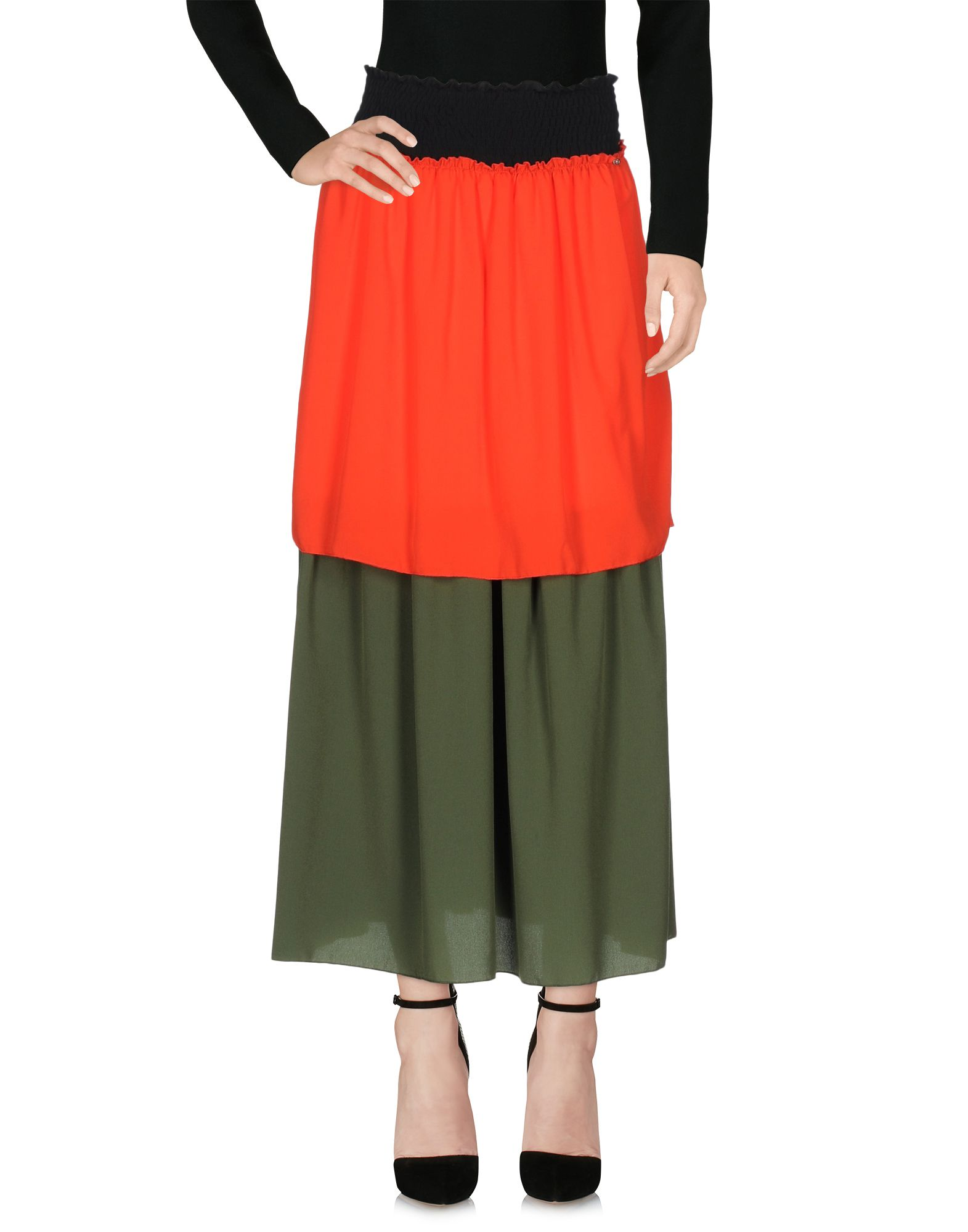 IMPERIAL Юбка длиной 3/4 юбка imperial imperial im004ewafwt2