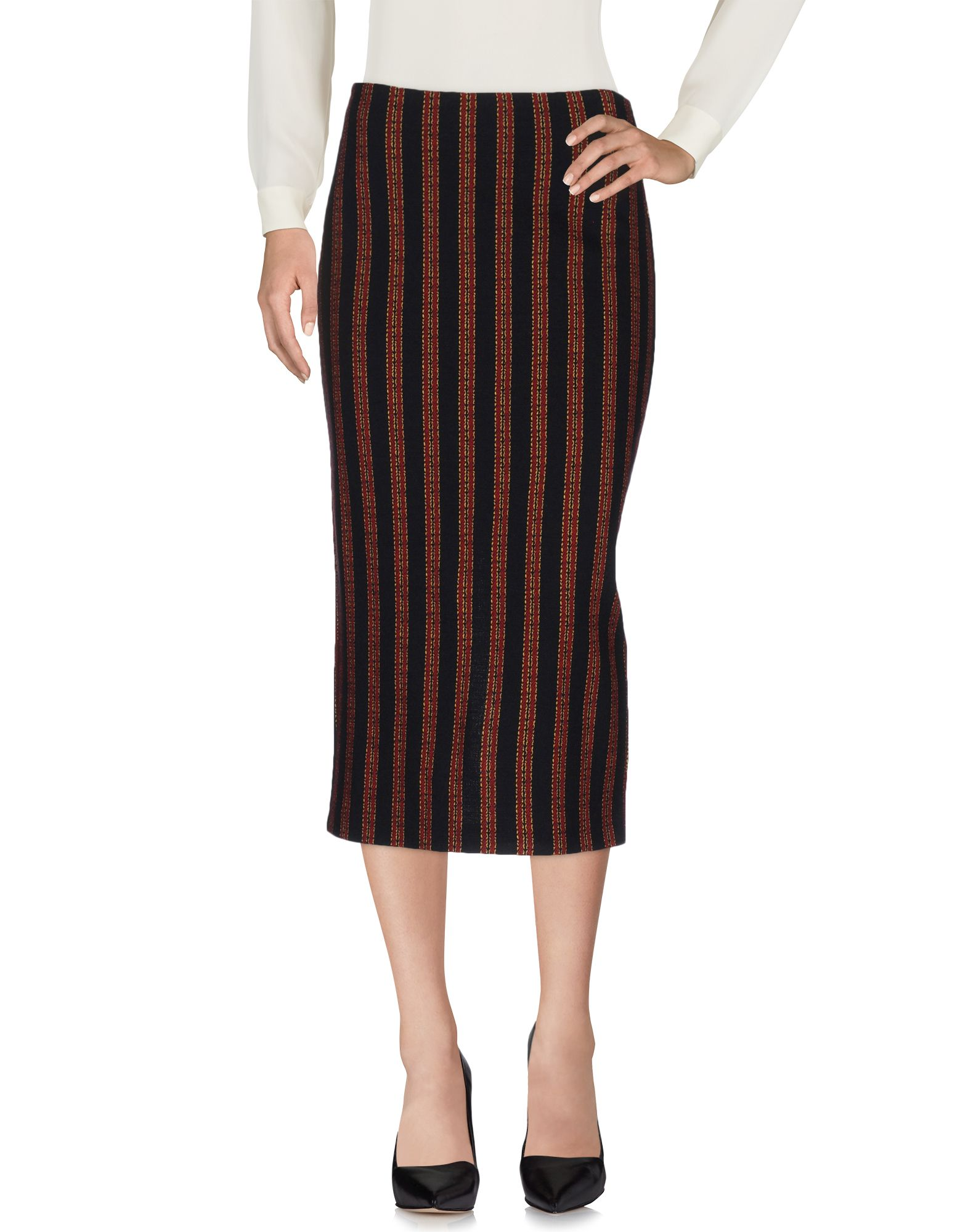 PINKO Юбка длиной 3/4 moschino couture юбка длиной 3 4