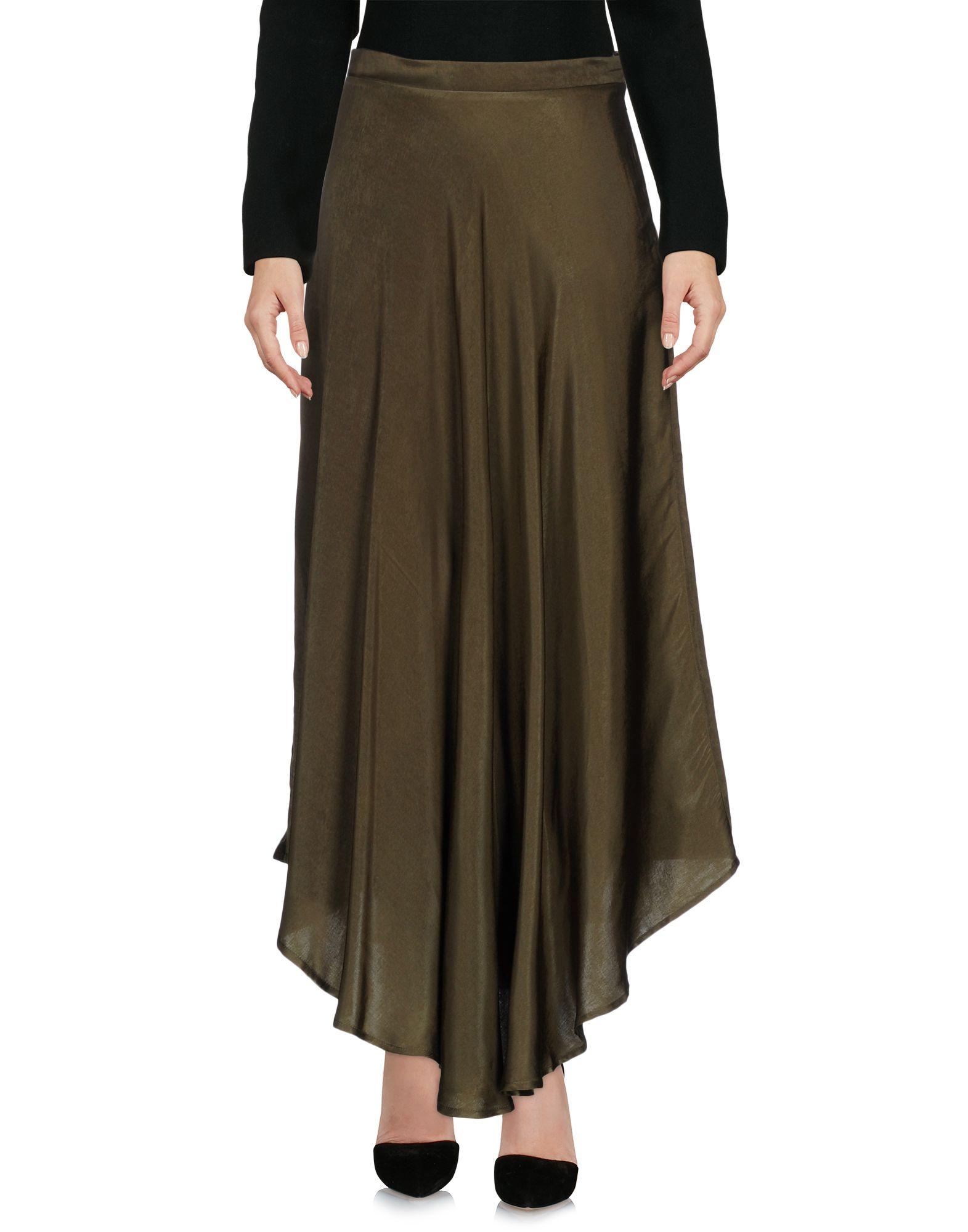 NINEMINUTES Юбка длиной 3/4 nineminutes юбка длиной 3 4