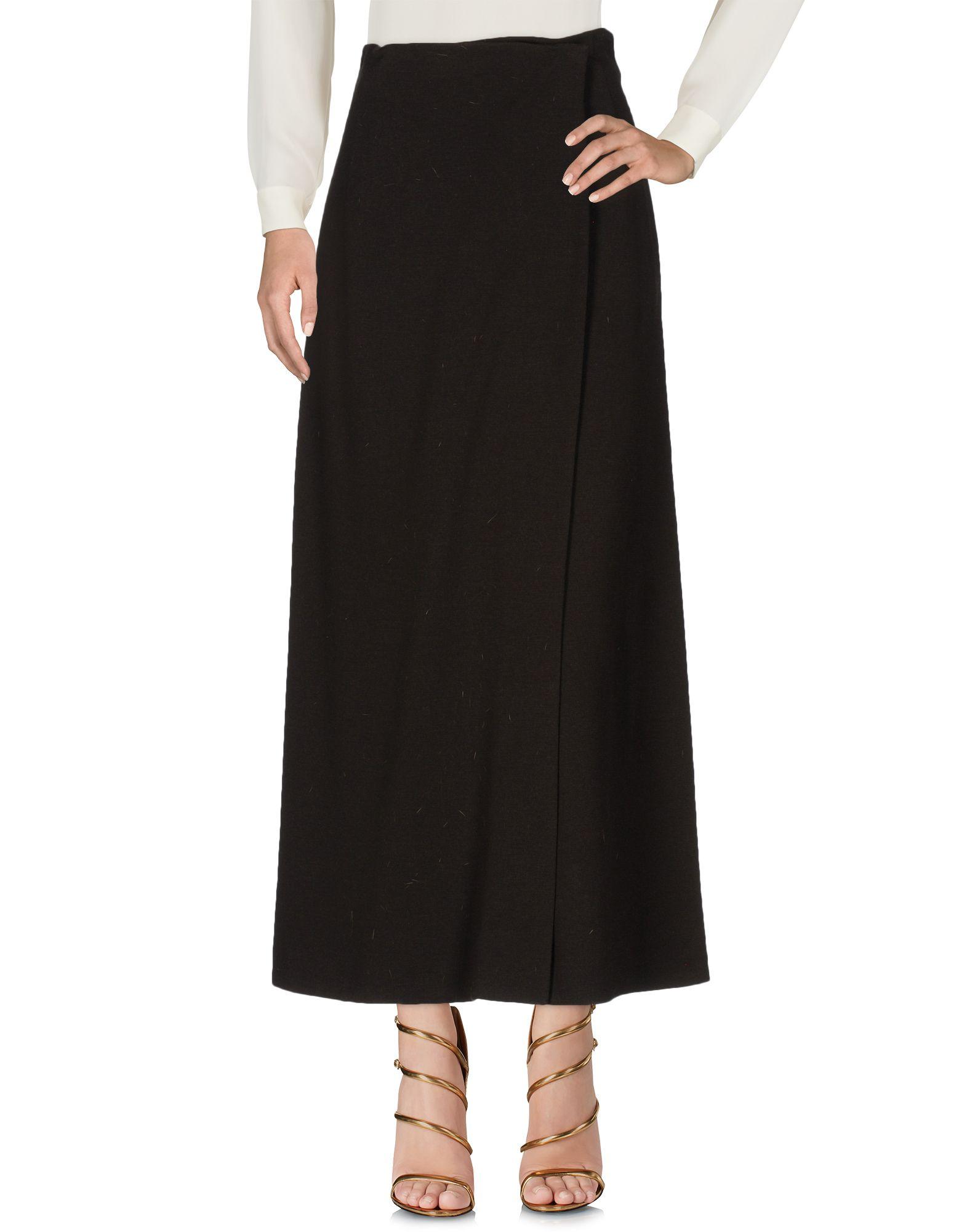 цена TOMASO STEFANELLI Длинная юбка онлайн в 2017 году