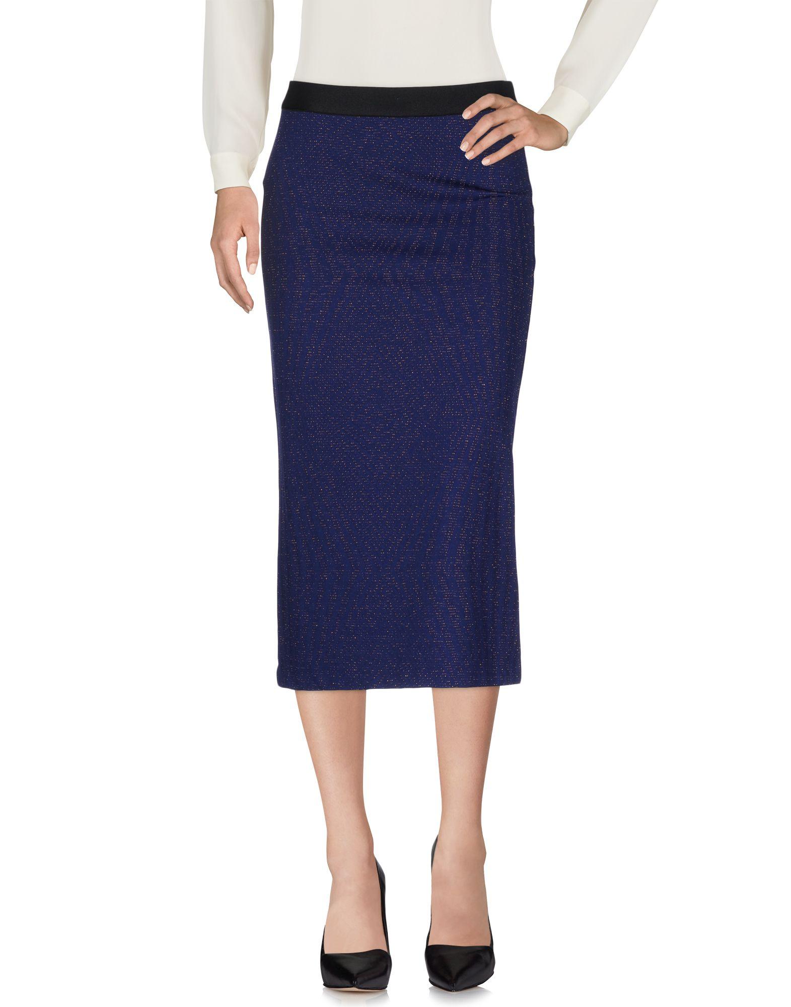 ATTIC AND BARN Юбка длиной 3/4 moschino couture юбка длиной 3 4
