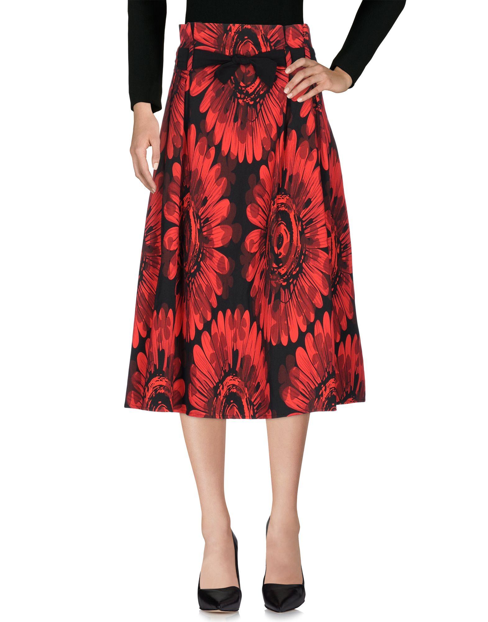 Tadaski 3/4 Length Skirts